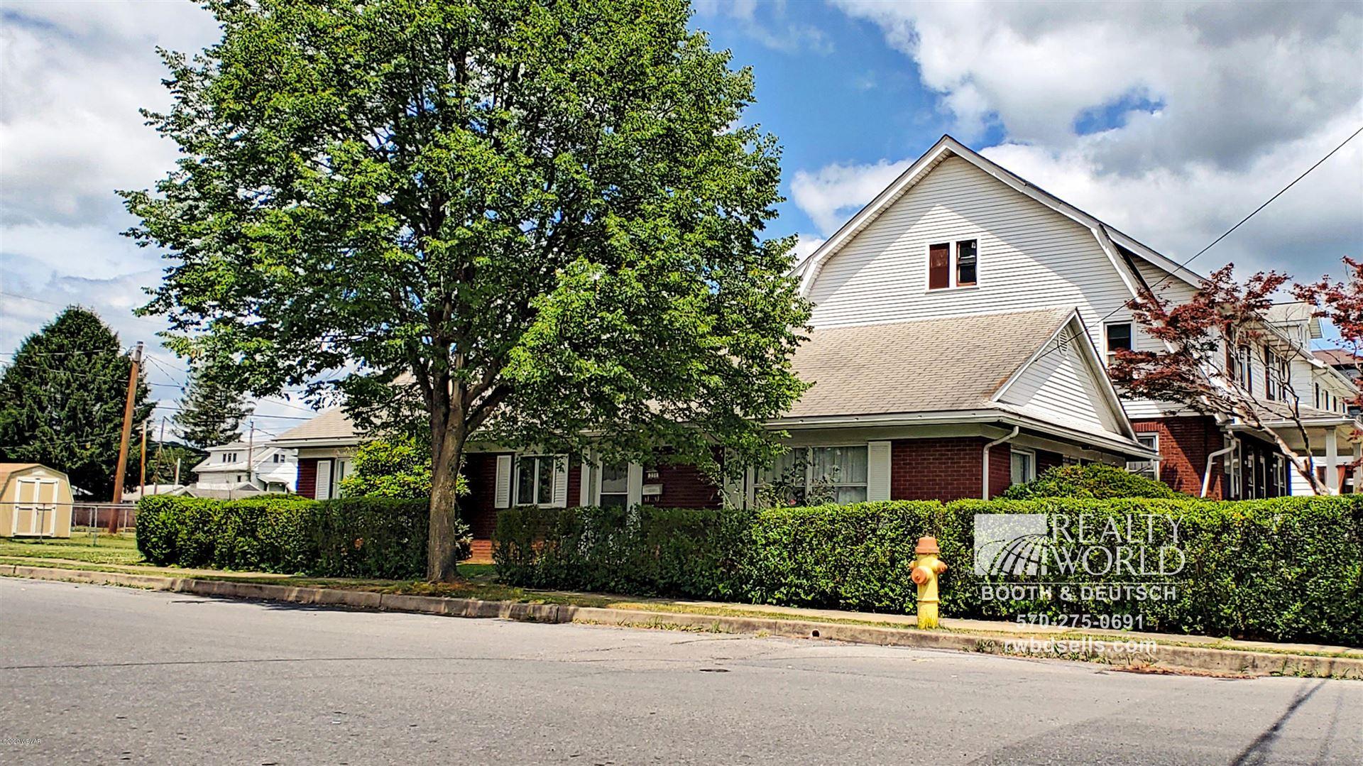231 ELDRED STREET, Williamsport, PA 17701 - #: WB-90480