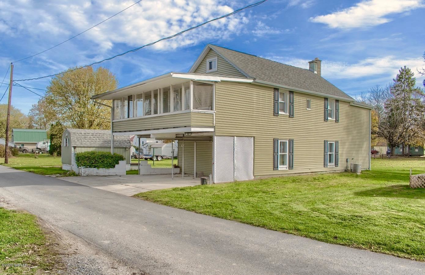 117 CARPENTER STREET, Muncy, PA 17756 - #: WB-91480