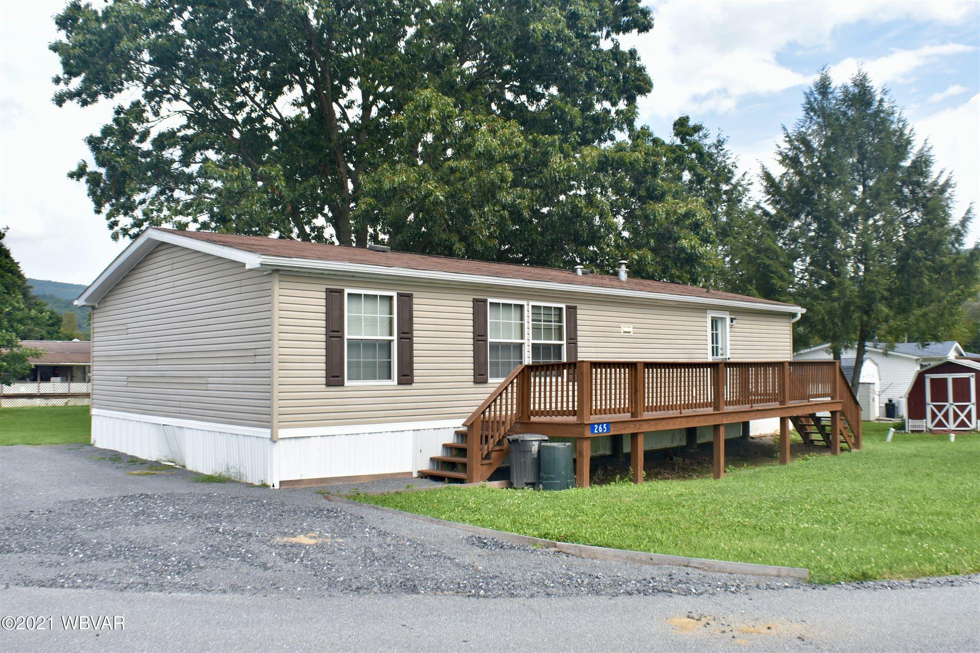 265 WILDWING BOULEVARD, Jersey Shore, PA 17740 - #: WB-93480