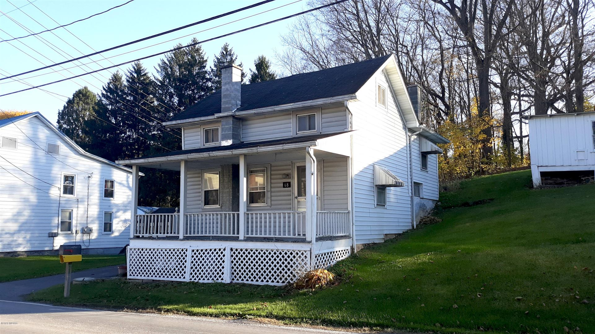 68 FAIRGROUND ROAD, Mill Hall, PA 17751 - #: WB-91483