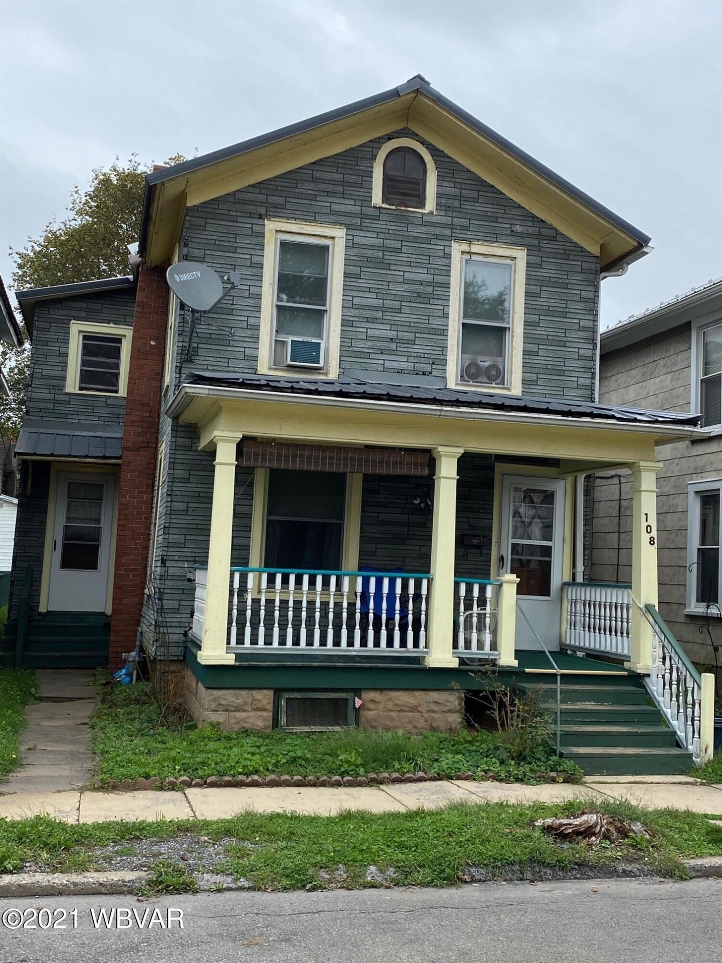 108 COMMERCE STREET, Lock Haven, PA 17745 - #: WB-93486