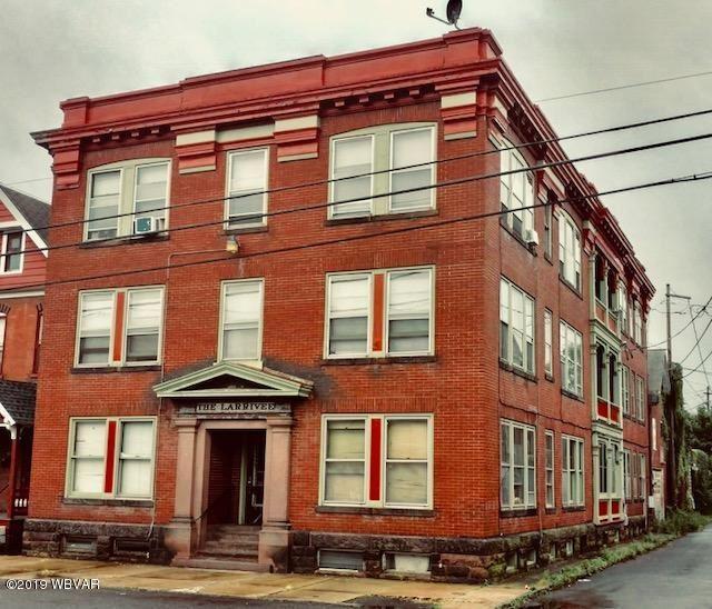 337 WALNUT STREET, Williamsport, PA 17701 - #: WB-89488