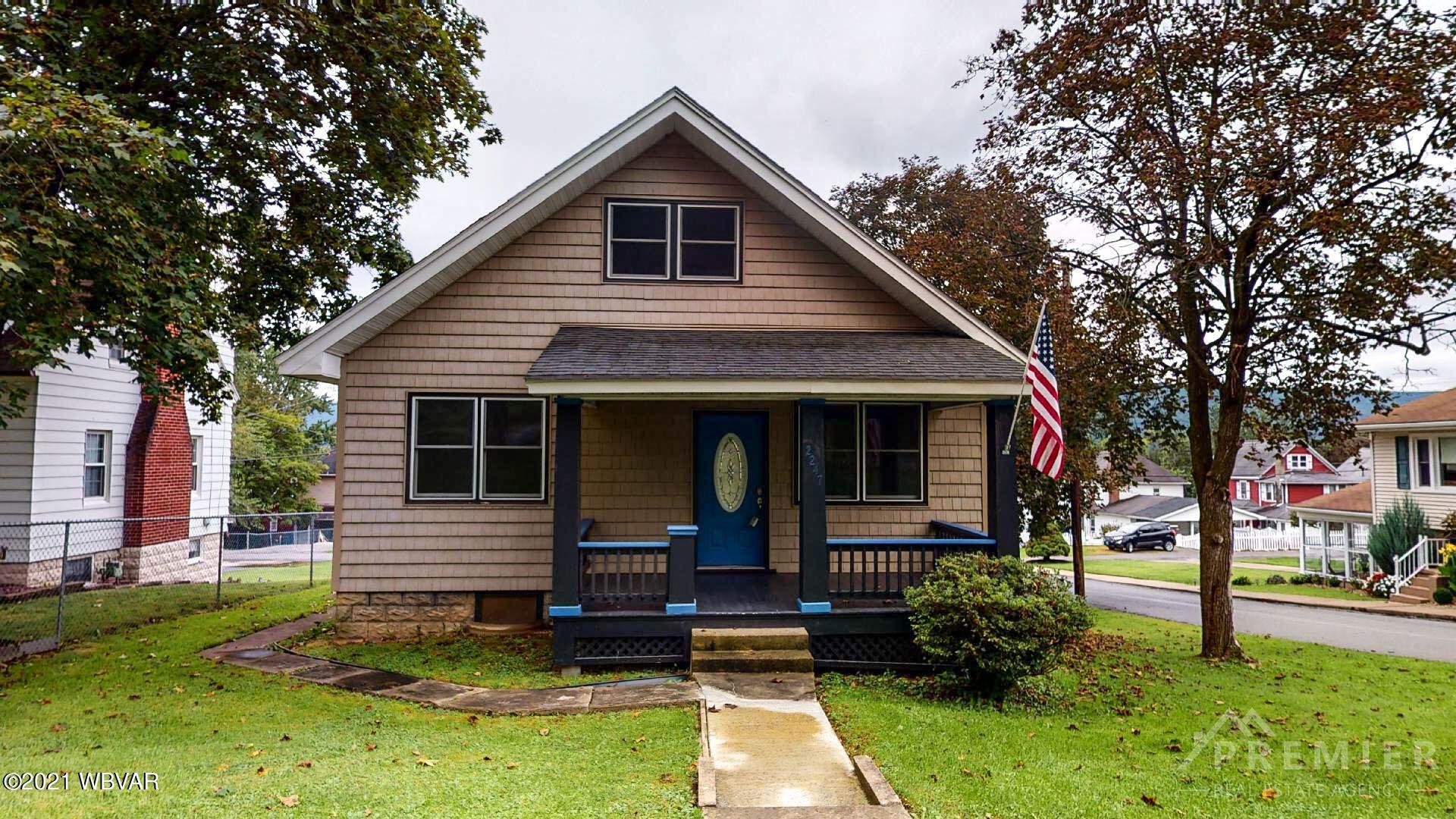 2247 JOHNSTON PLACE, Williamsport, PA 17701 - #: WB-93488
