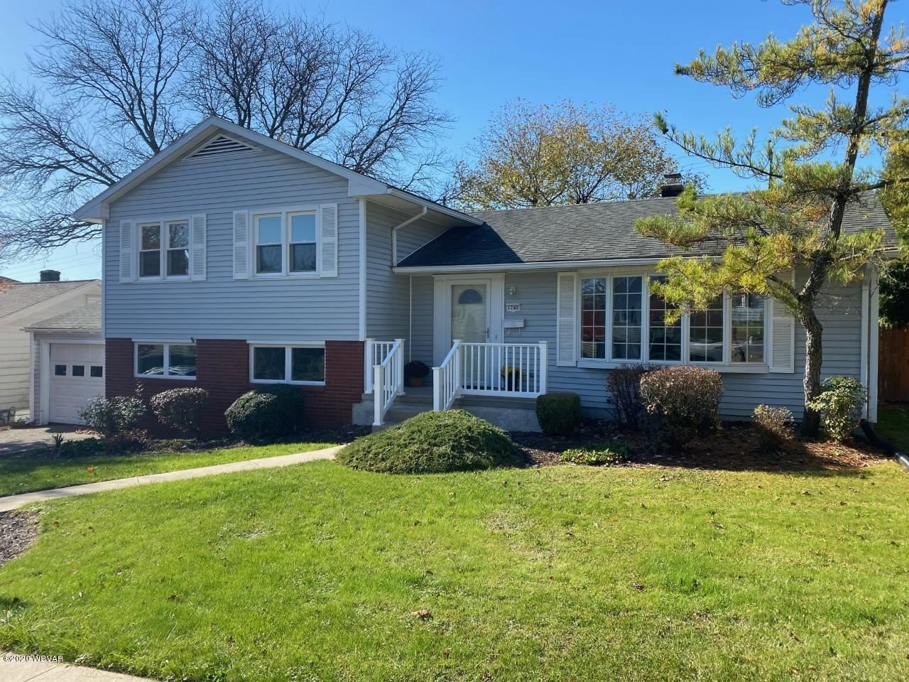 1745 RICHARDS AVENUE, Williamsport, PA 17701 - #: WB-91493