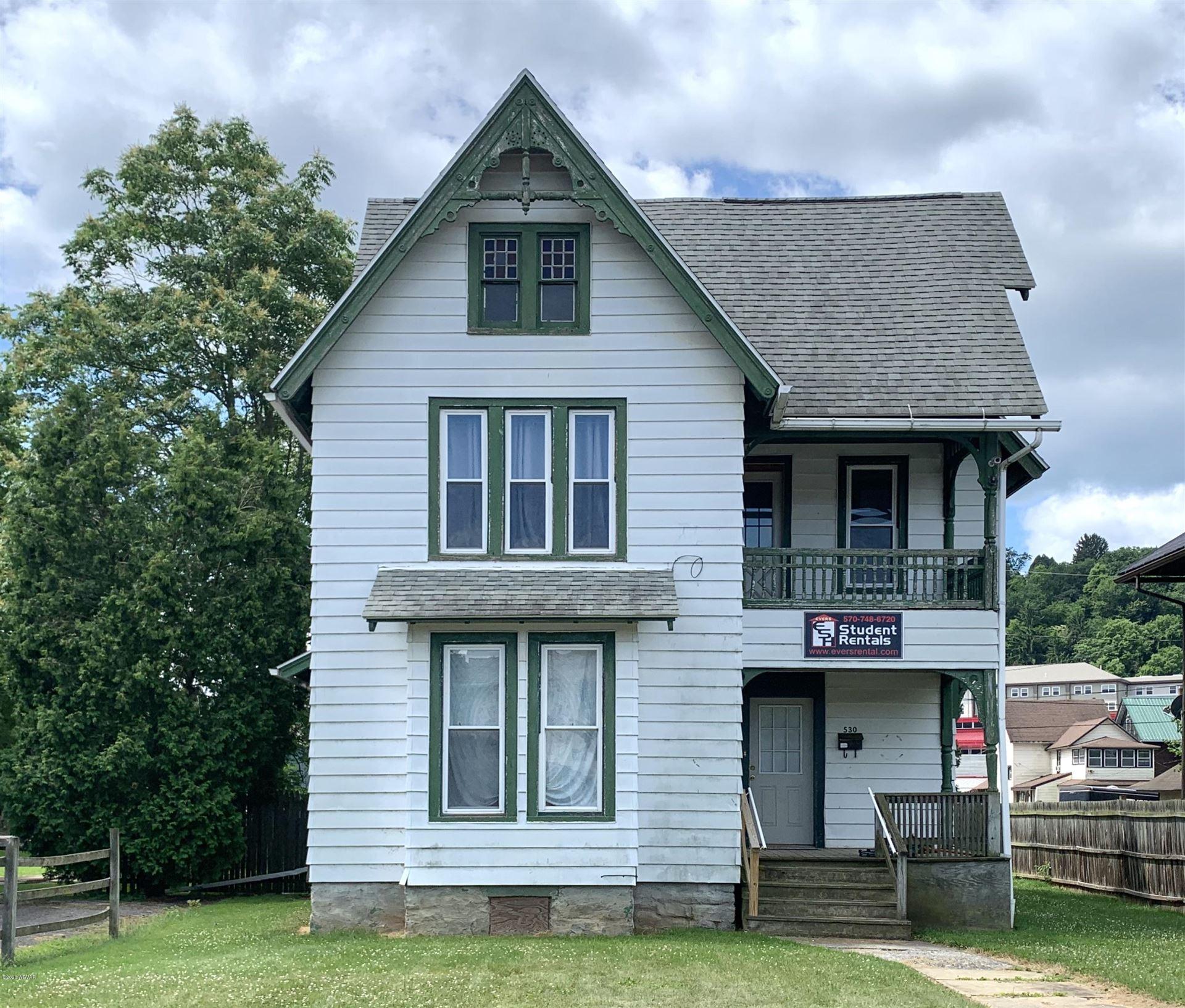 530 W MAIN STREET, Lock Haven, PA 17745 - #: WB-90498