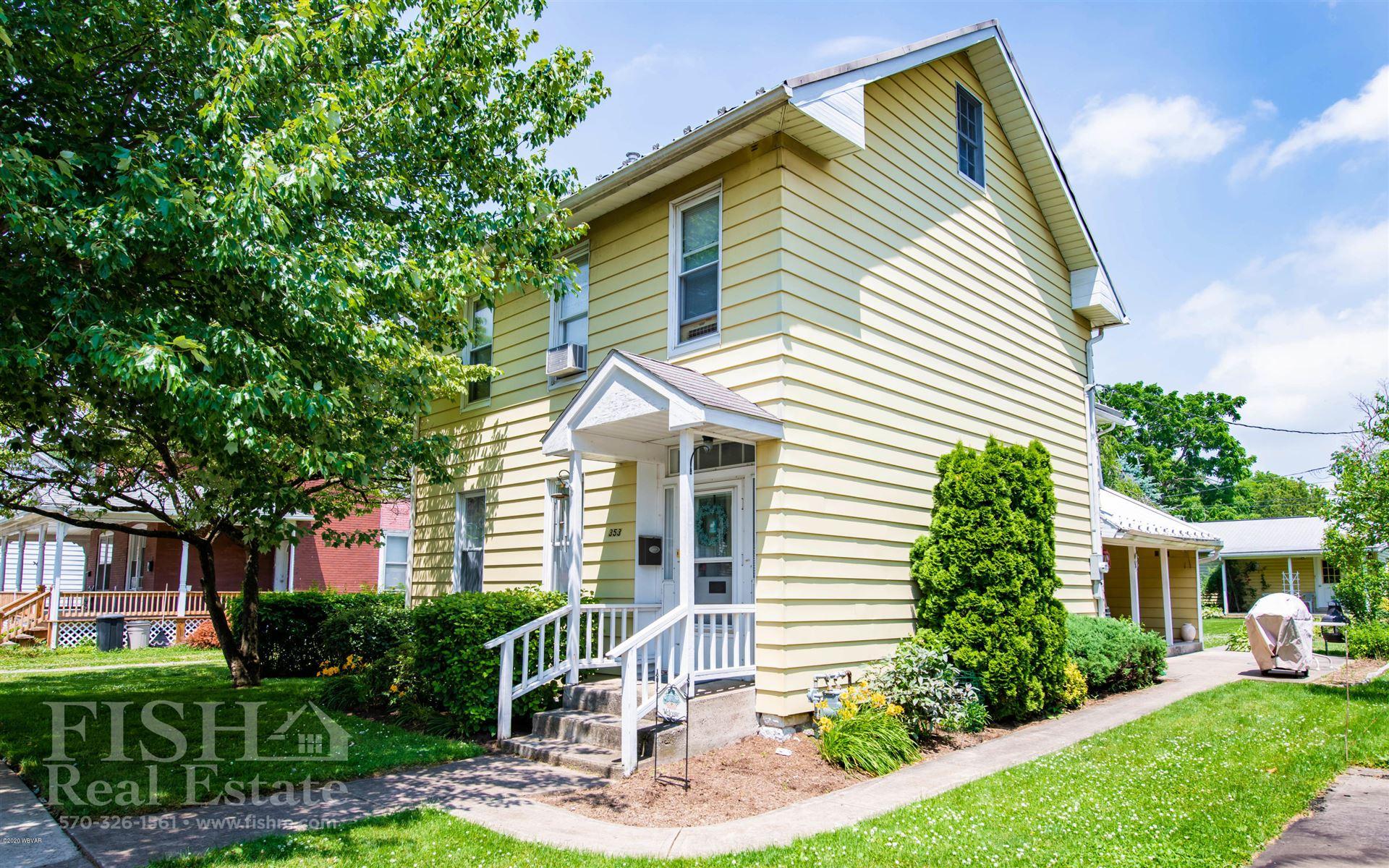 353 CHERRY STREET, Montoursville, PA 17754 - #: WB-90502