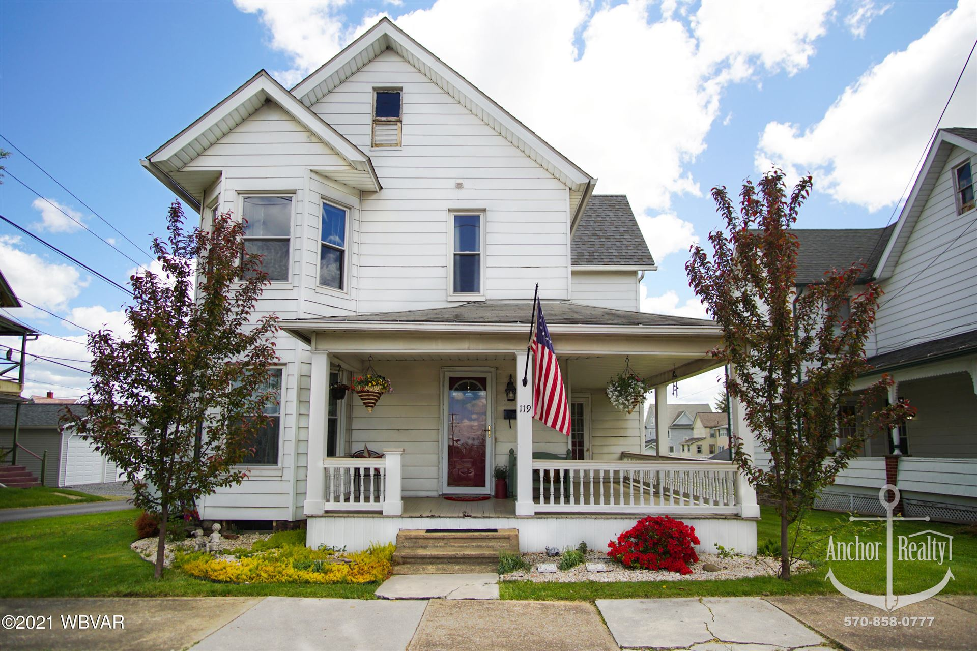 119 OLIVER STREET, Jersey Shore, PA 17740 - #: WB-92507