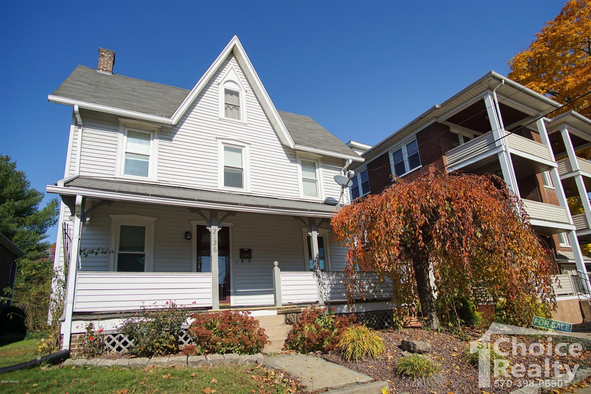 2126 W 4TH STREET, Williamsport, PA 17701 - #: WB-91508