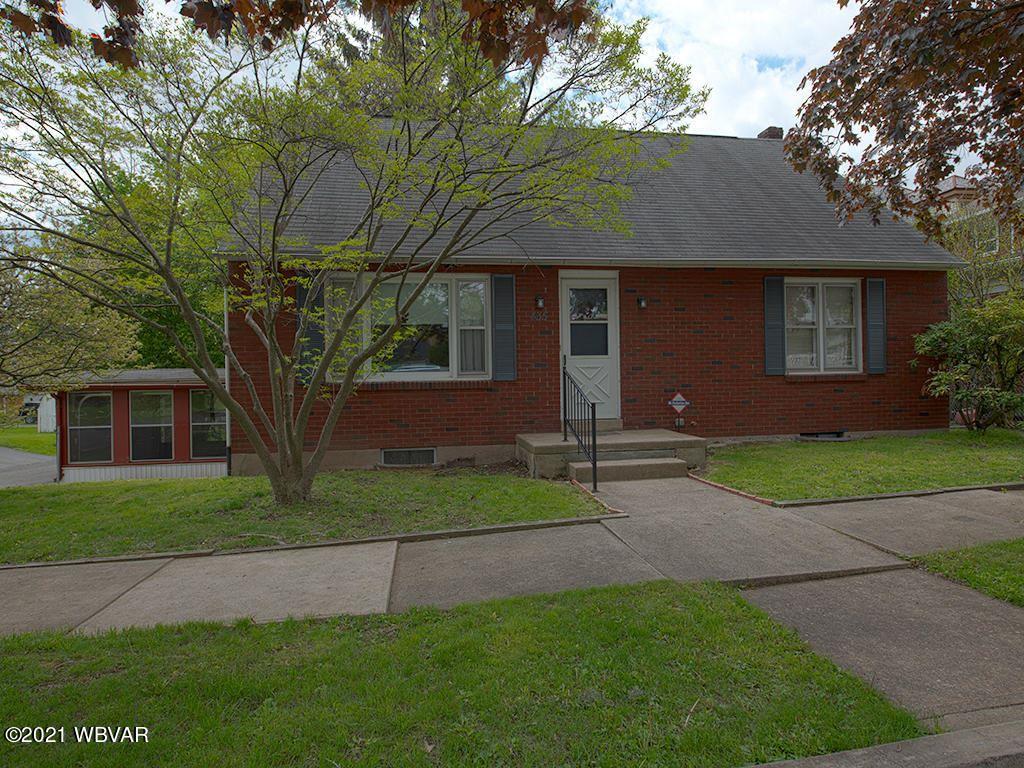 435 VERNON AVENUE, Williamsport, PA 17701 - #: WB-92510