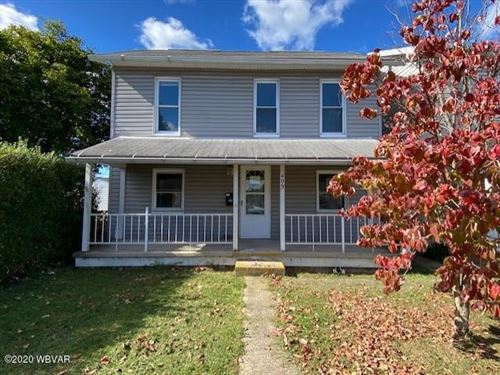 Photo of 409 S JONES STREET, Lock Haven, PA 17745 (MLS # WB-91512)