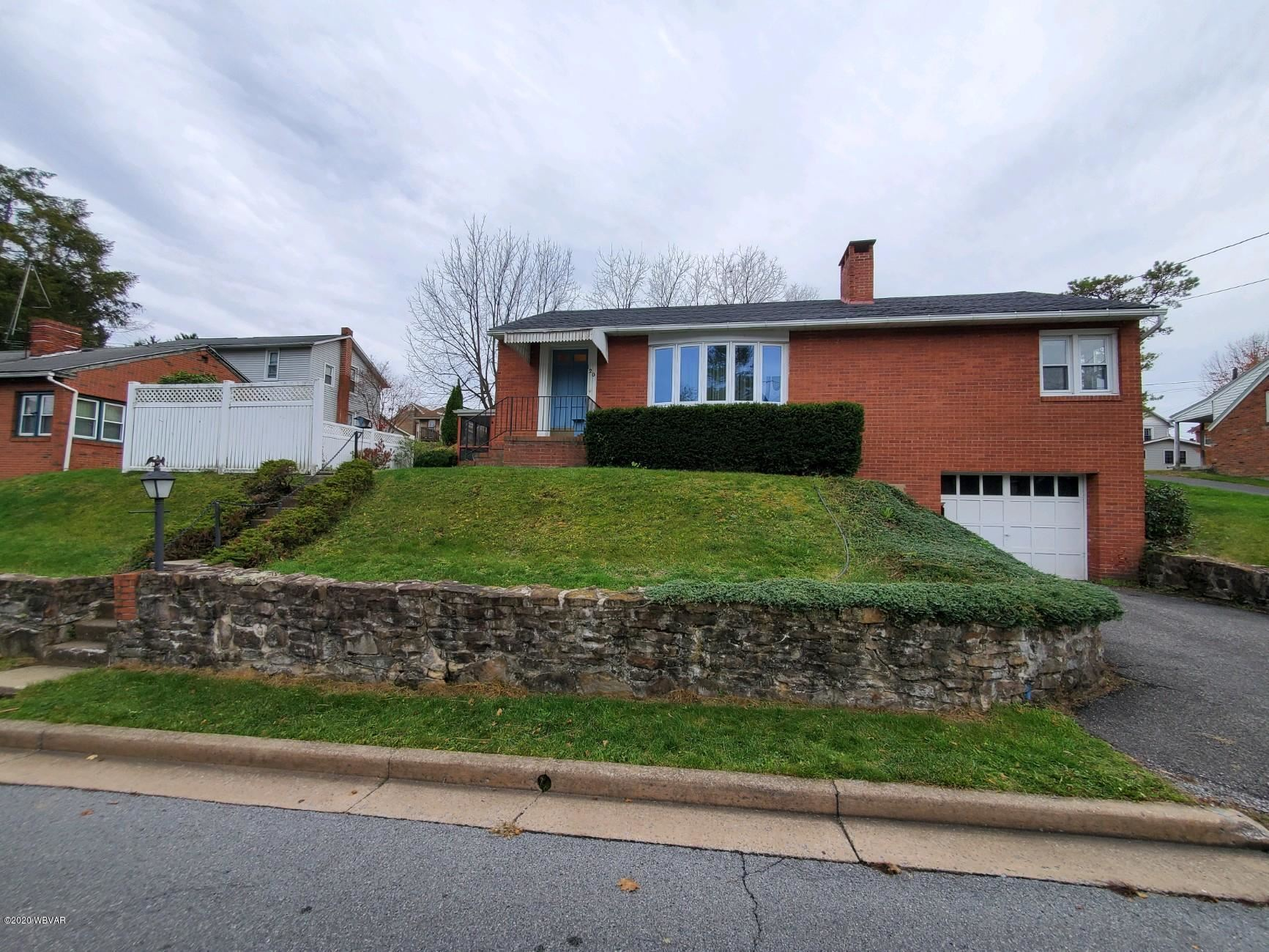 120 CENTER STREET, Lock Haven, PA 17745 - #: WB-91539