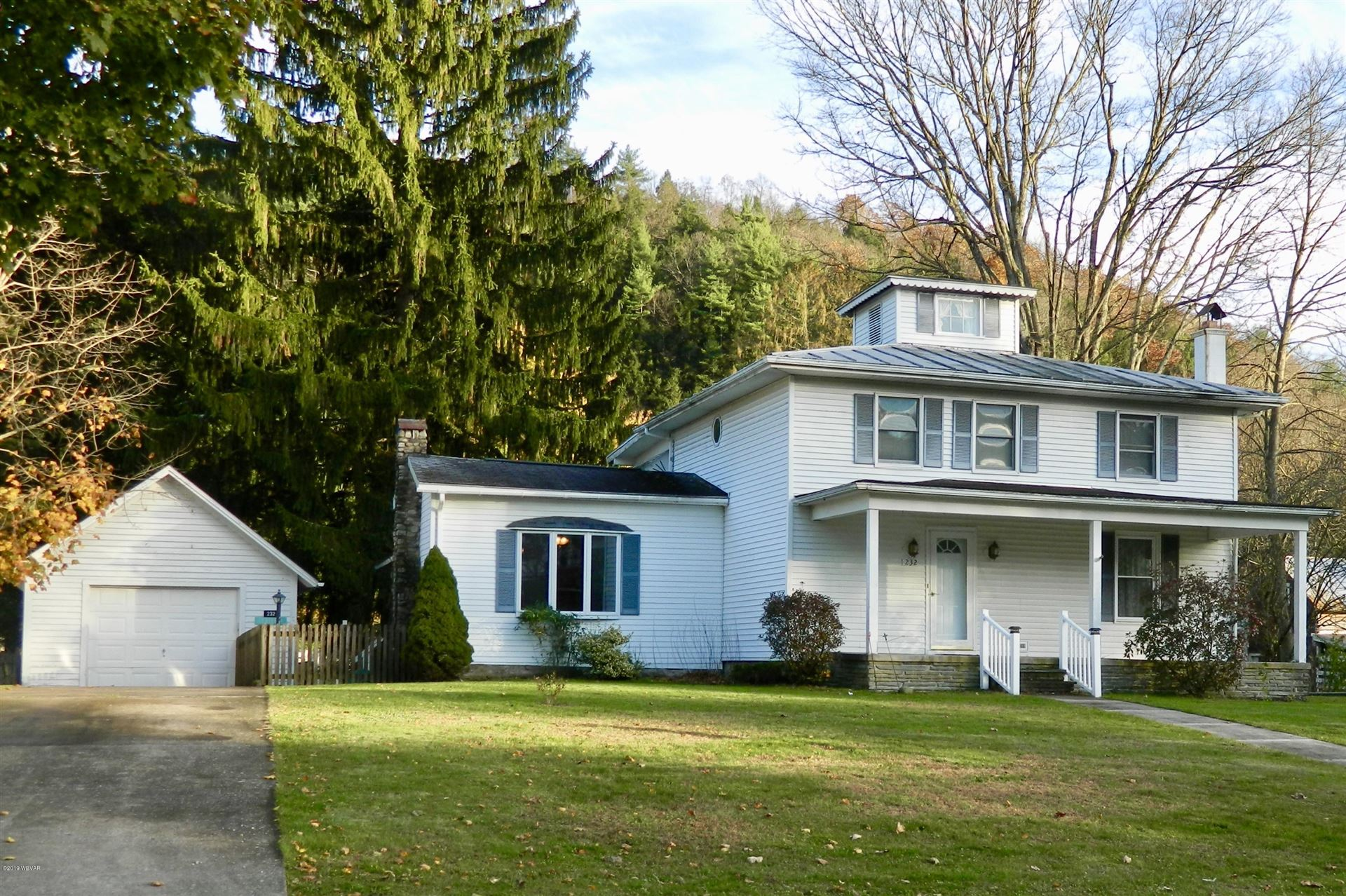 232 CENTER STREET, Picture Rocks, PA 17762 - #: WB-92545