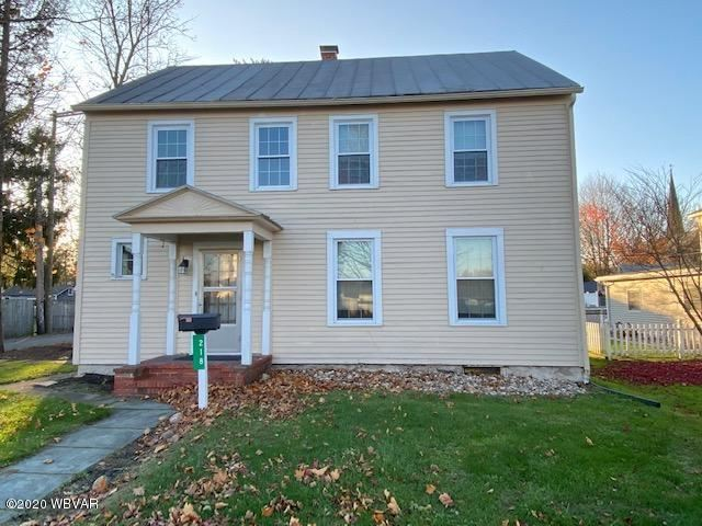 218 S WASHINGTON STREET, Muncy, PA 17756 - #: WB-91555