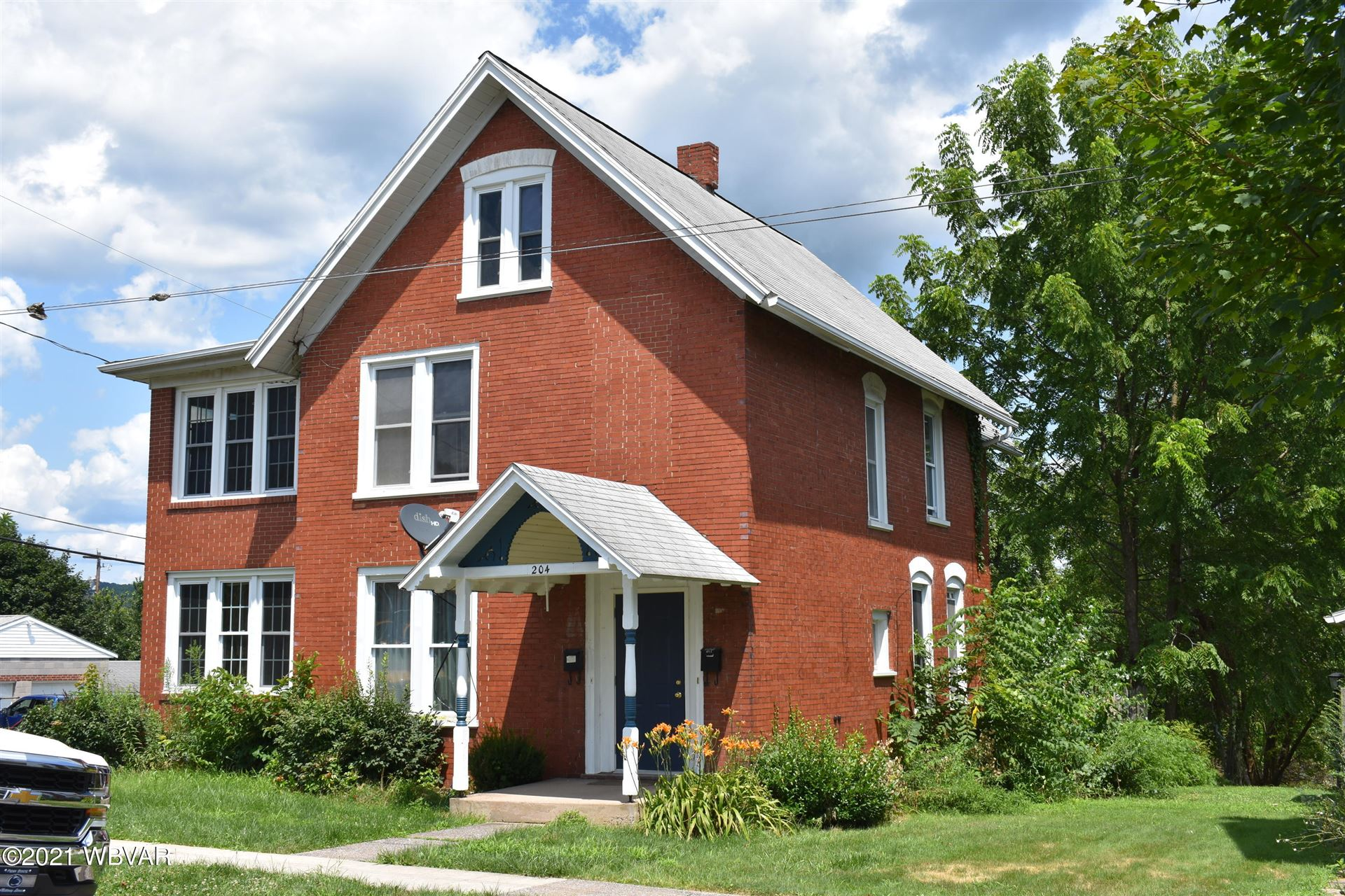 204 S FAIRVIEW STREET, Lock Haven, PA 17745 - #: WB-92559