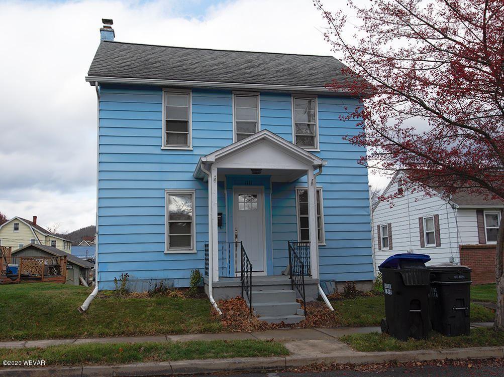 1111 TUCKER STREET, Williamsport, PA 17701 - #: WB-91562