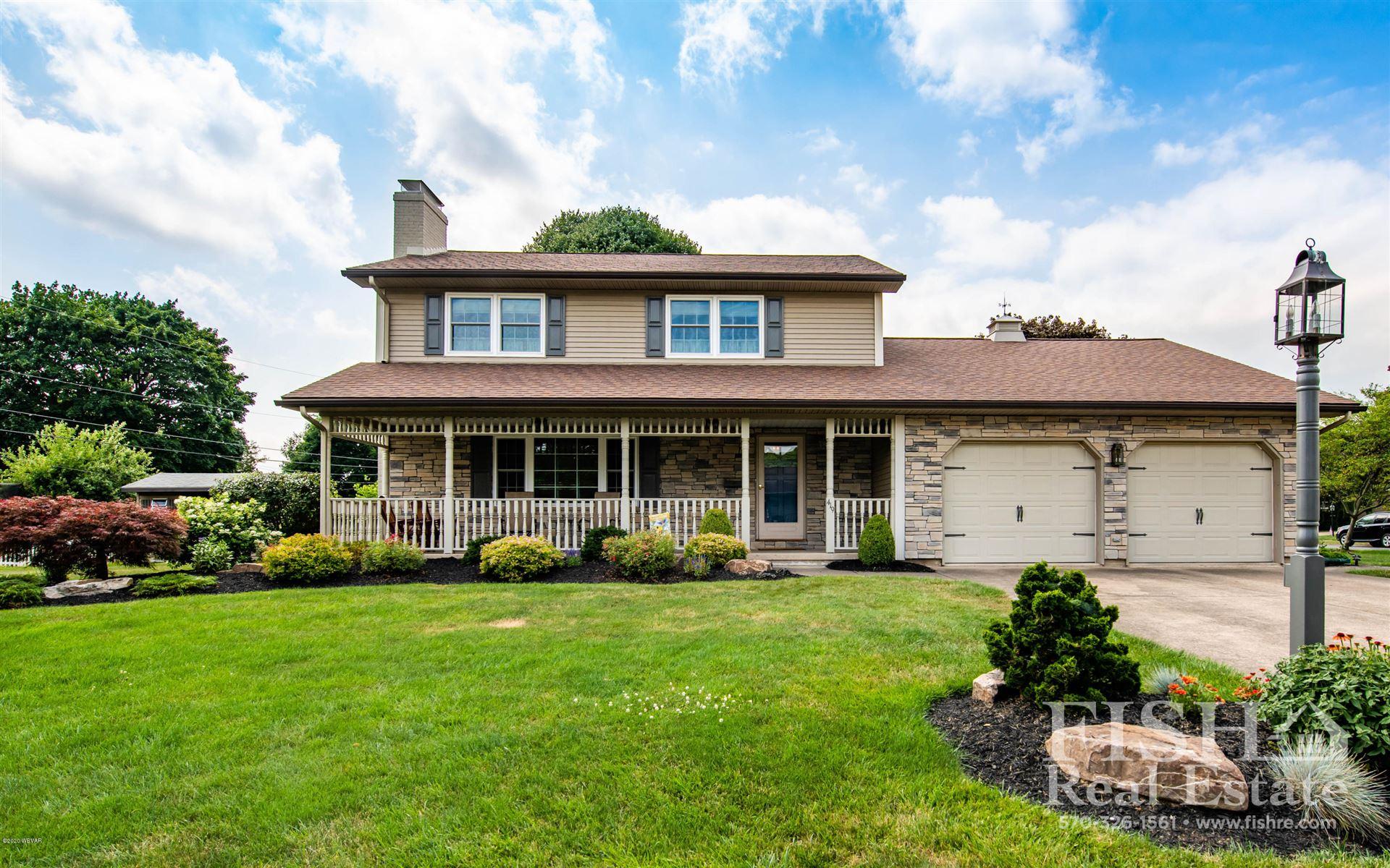419 WILLOW STREET, Montoursville, PA 17754 - #: WB-90569