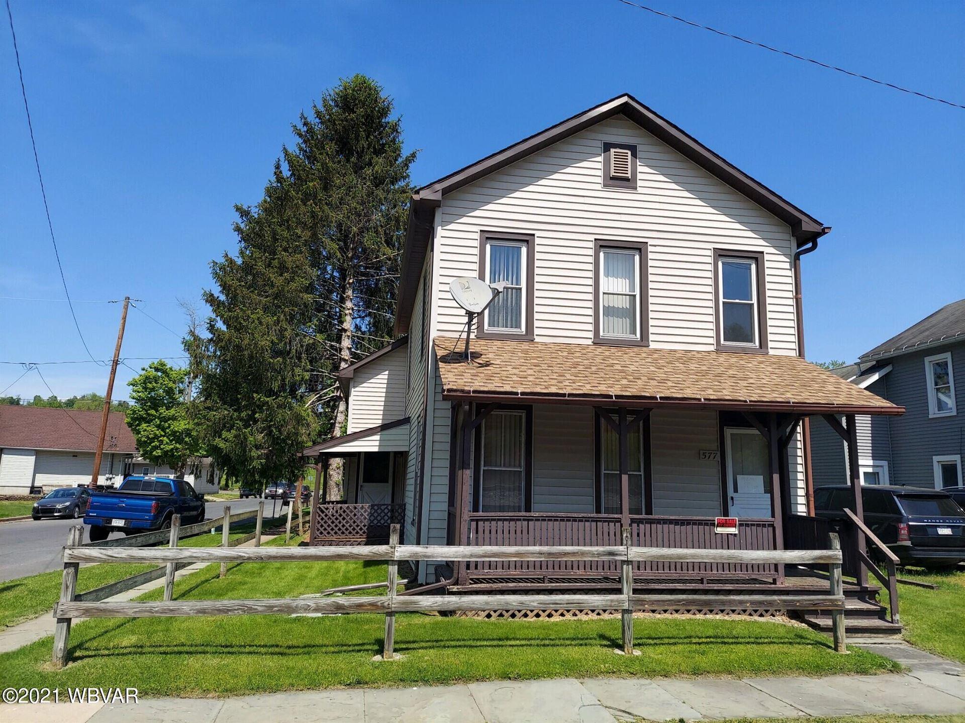 577 W CHURCH STREET, Lock Haven, PA 17745 - #: WB-92576