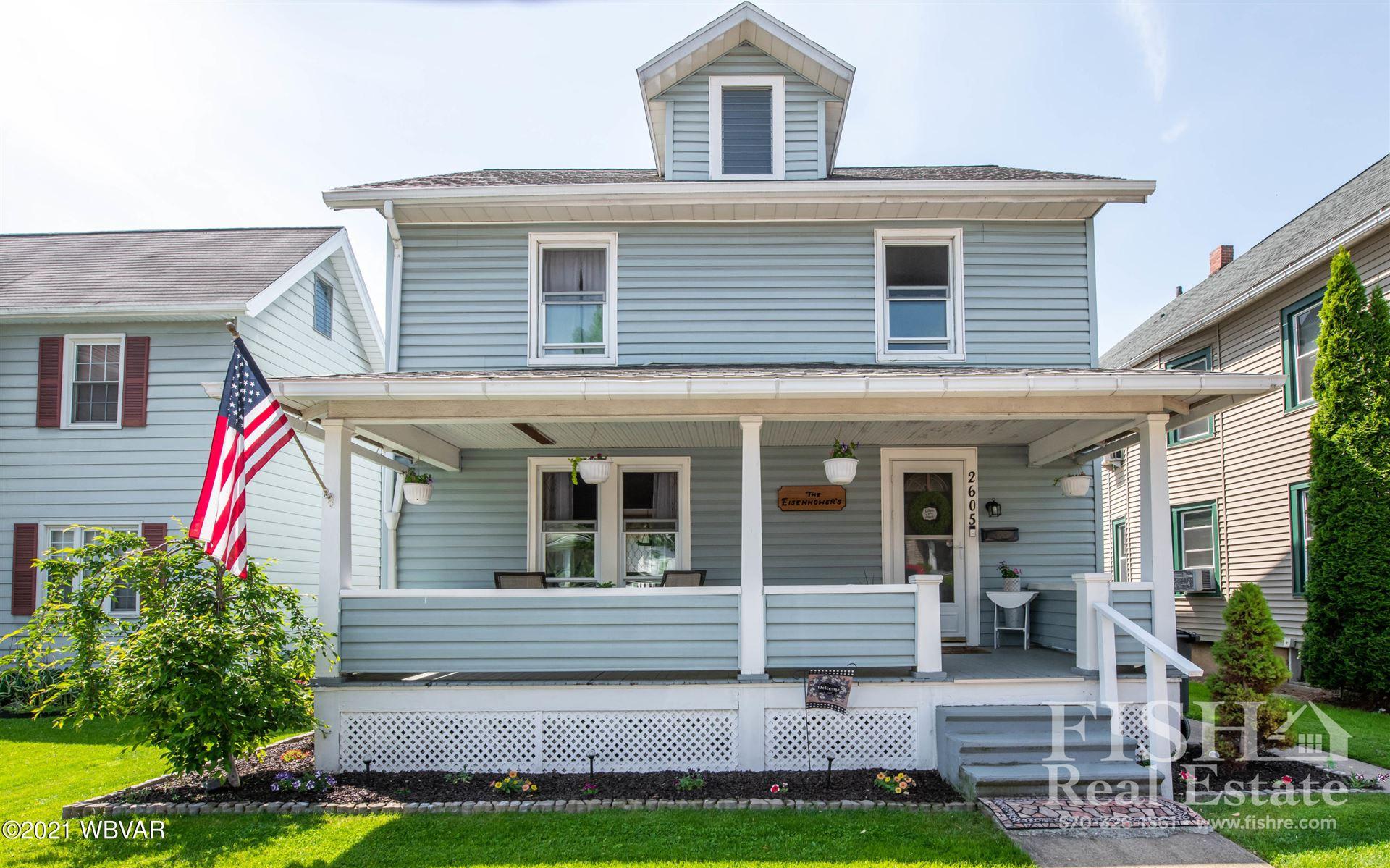 2605 GRAND STREET, Williamsport, PA 17701 - #: WB-92578