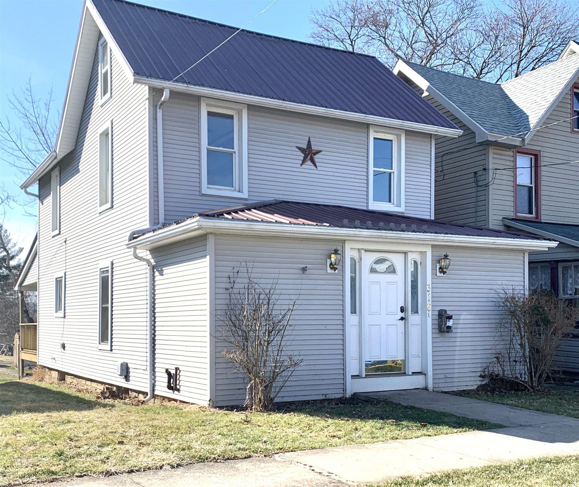 316 OAK STREET, Jersey Shore, PA 17740 - #: WB-89616