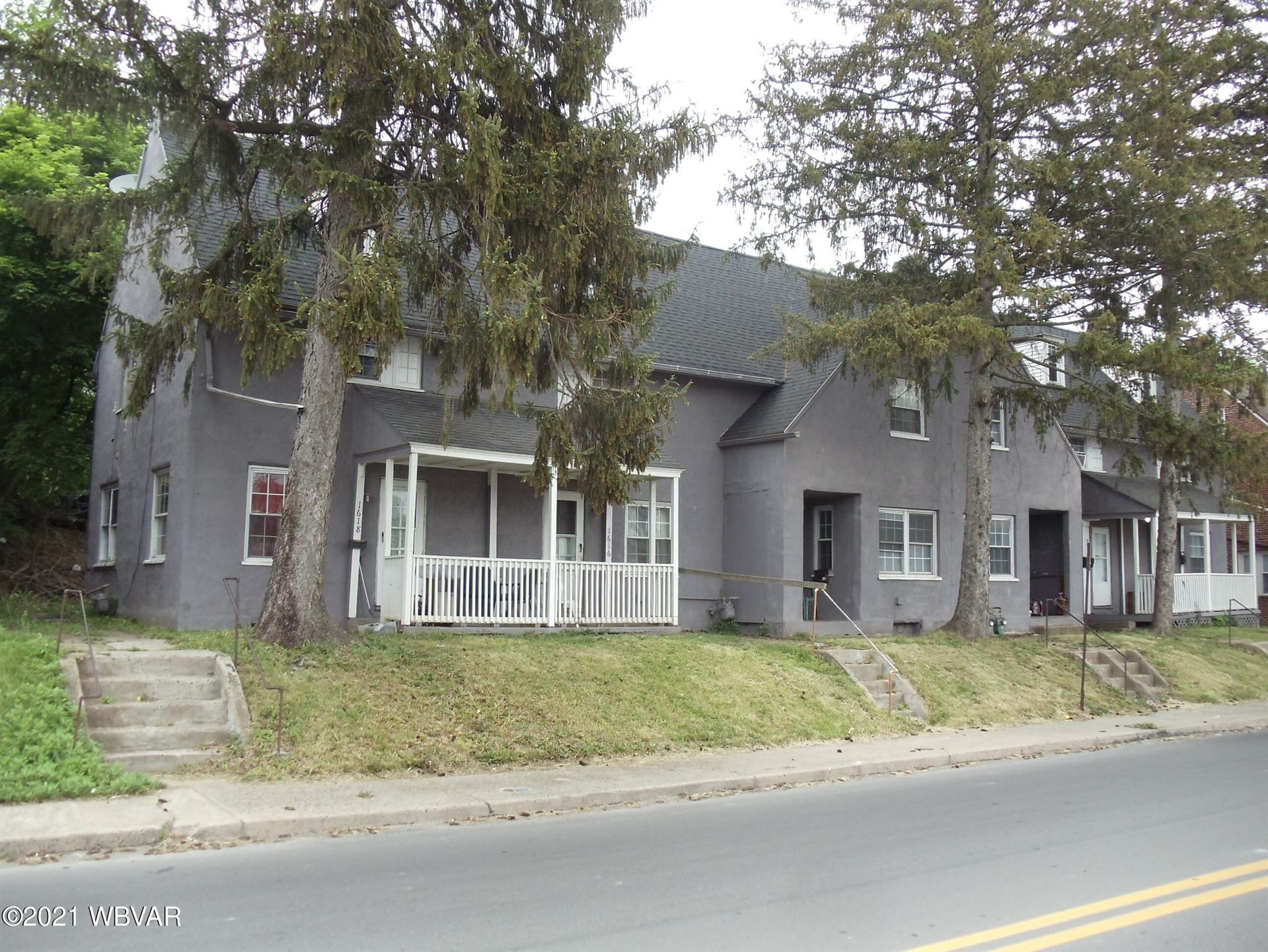 1608-1618 HIGH STREET, Williamsport, PA 17701 - #: WB-92622