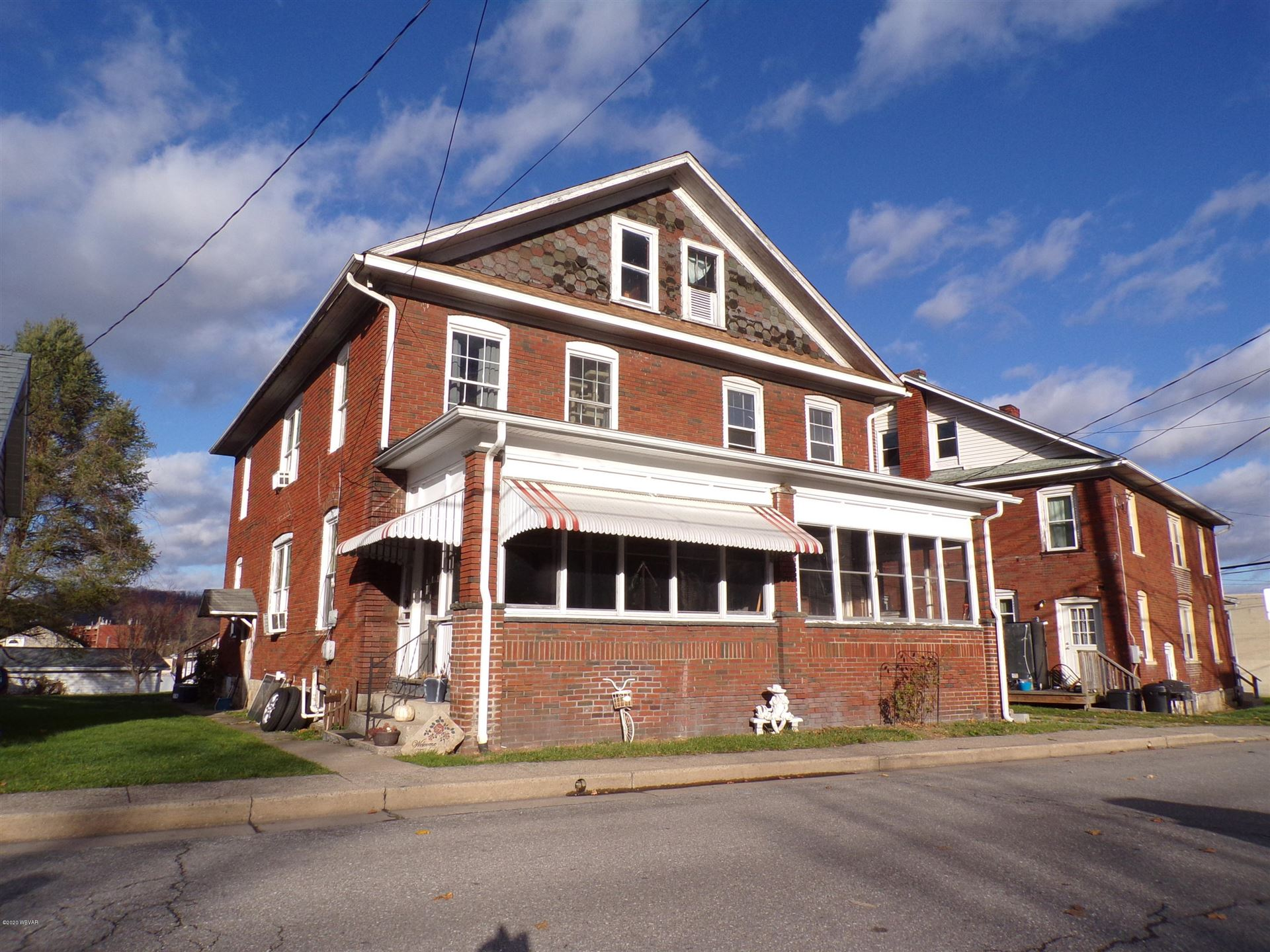 15-17 MT VERNON STREET, Lock Haven, PA 17745 - #: WB-91623