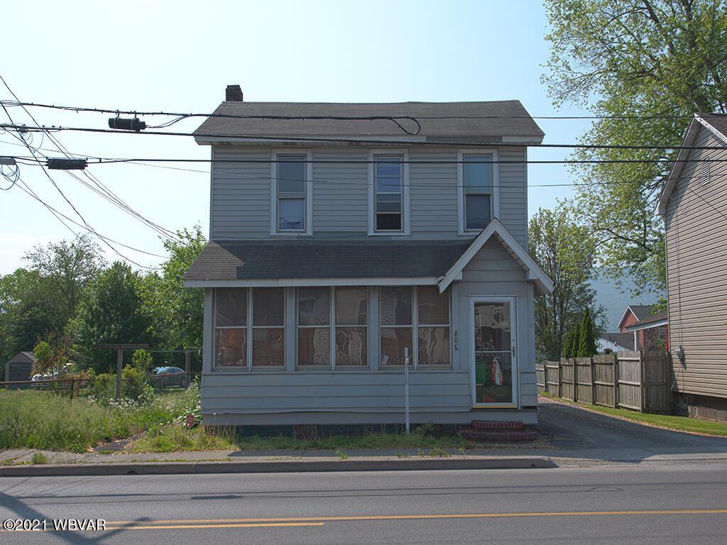 806 BELLEFONTE AVENUE, Lock Haven, PA 17745 - #: WB-92633