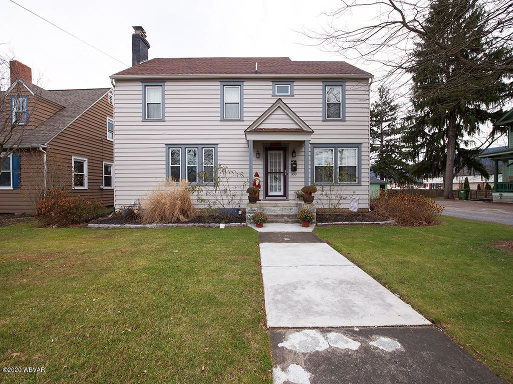330 TINSMAN AVENUE, Williamsport, PA 17701 - #: WB-91637