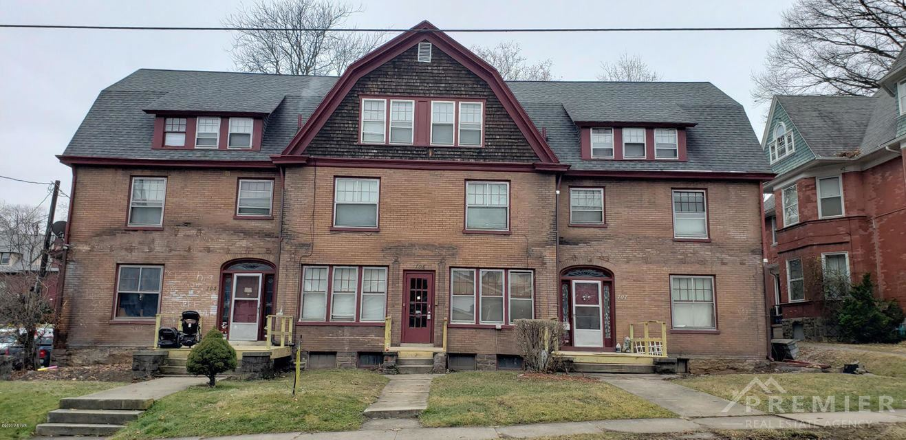 703-707 HEPBURN STREET, Williamsport, PA 17701 - #: WB-91639