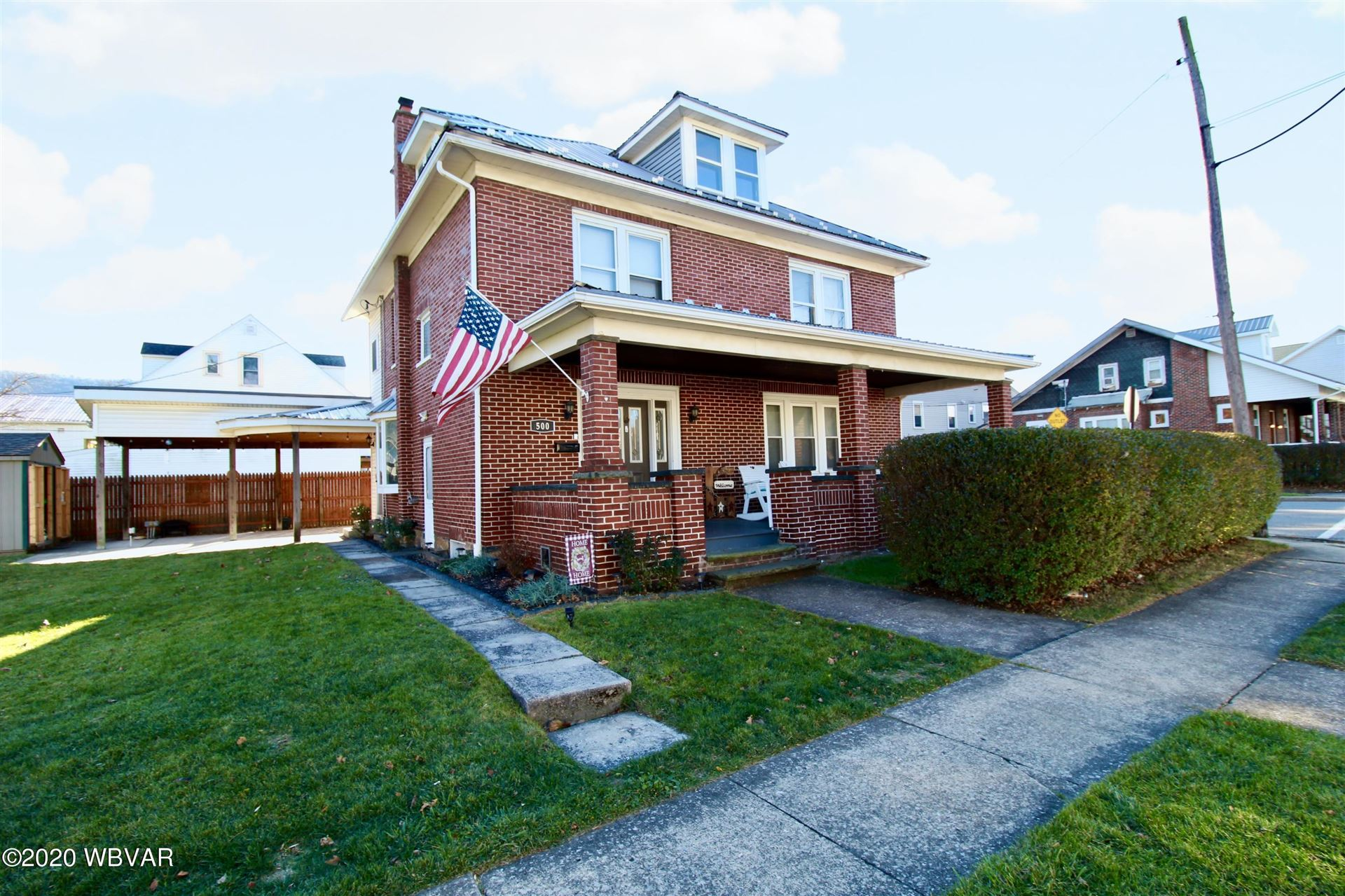 500 E BALD EAGLE STREET, Lock Haven, PA 17745 - #: WB-91642