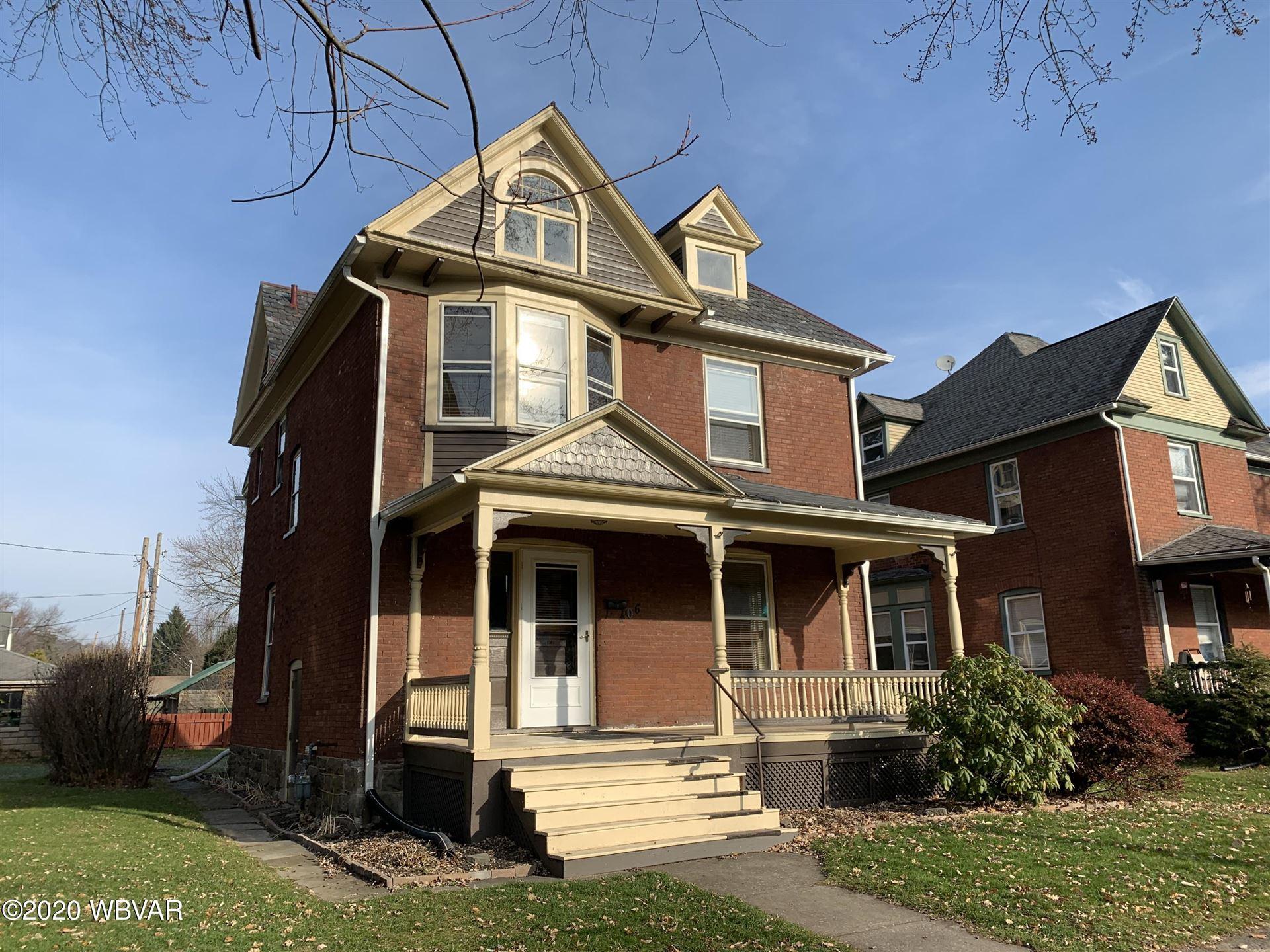 406 HAWTHORNE AVENUE, Williamsport, PA 17701 - #: WB-91652