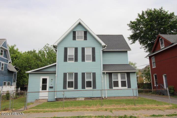 612 FOURTH AVENUE, Williamsport, PA 17701 - #: WB-92654
