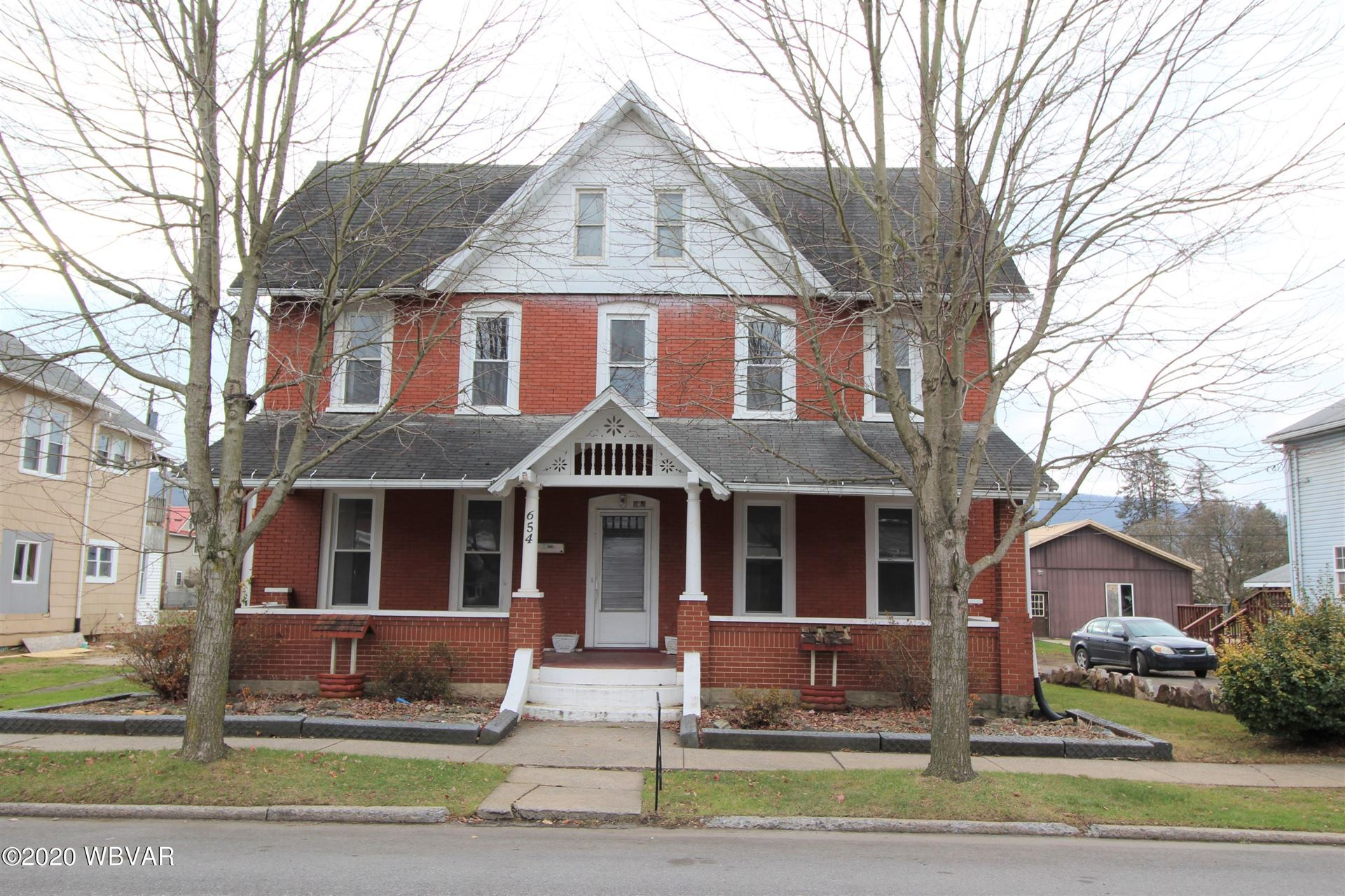 654 E MAIN STREET, Lock Haven, PA 17745 - #: WB-91669
