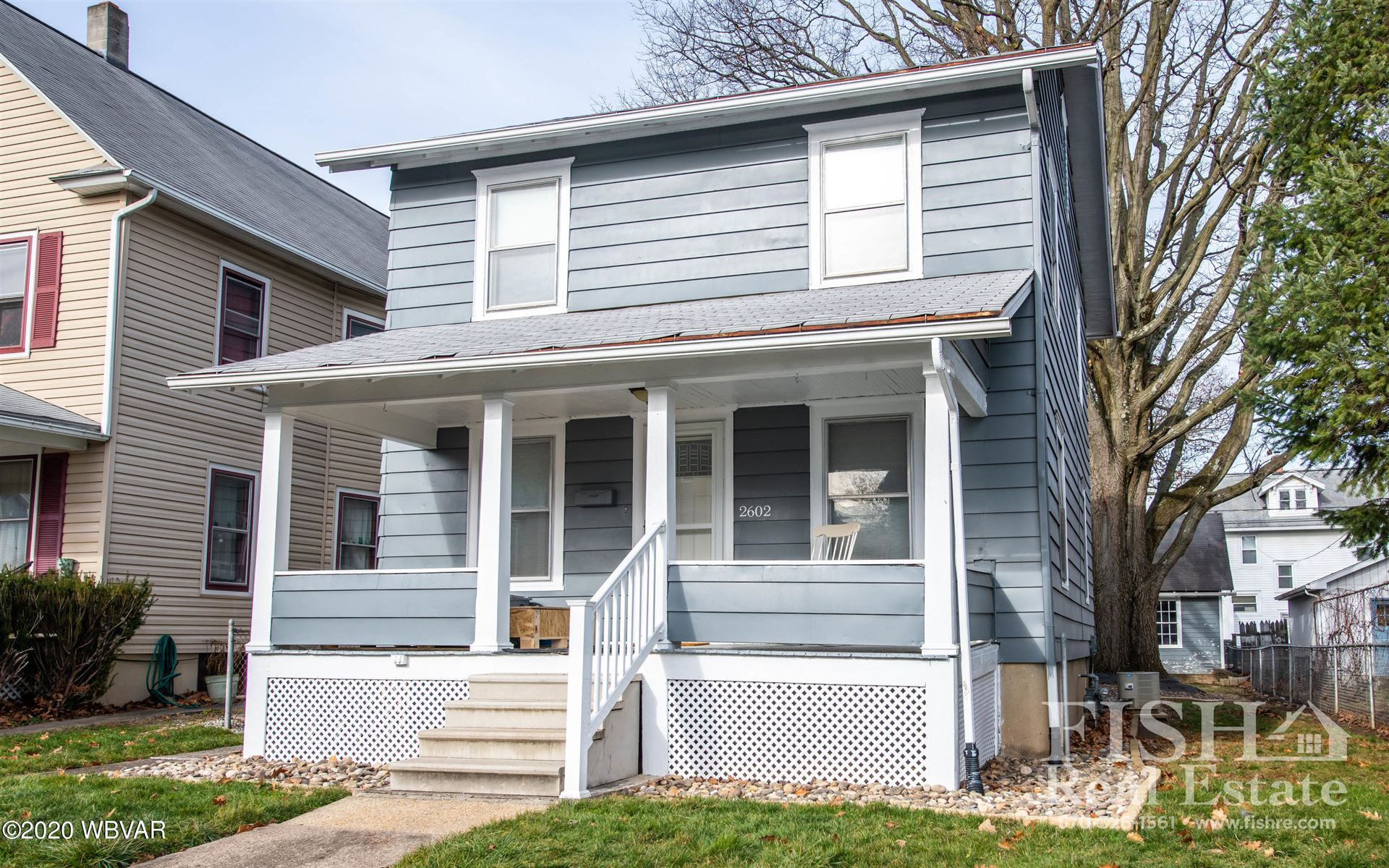 2602 GRAND STREET, Williamsport, PA 17701 - #: WB-91673