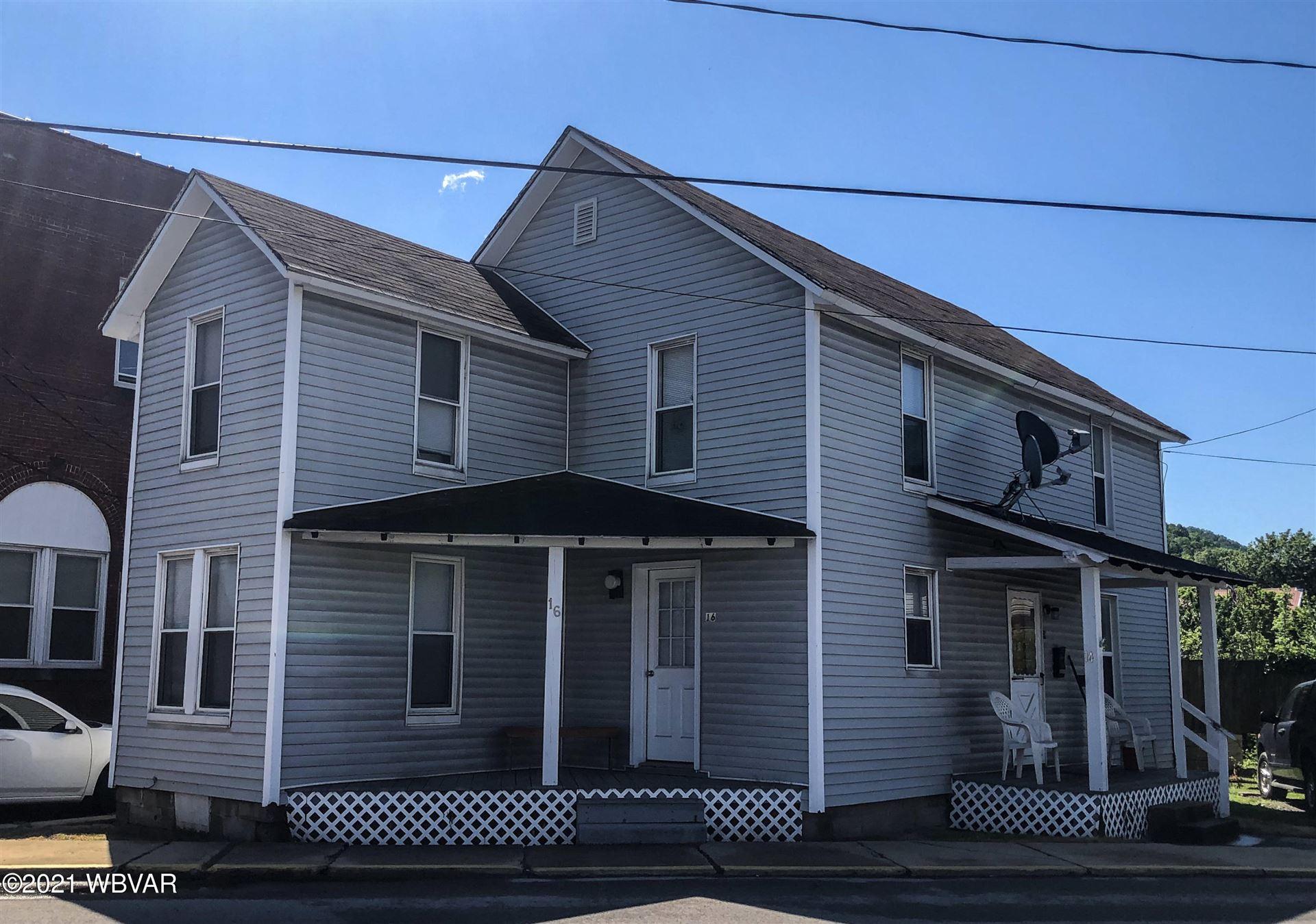 14-16 PENNYSLVANIA AVENUE, Mill Hall, PA 17751 - #: WB-92674
