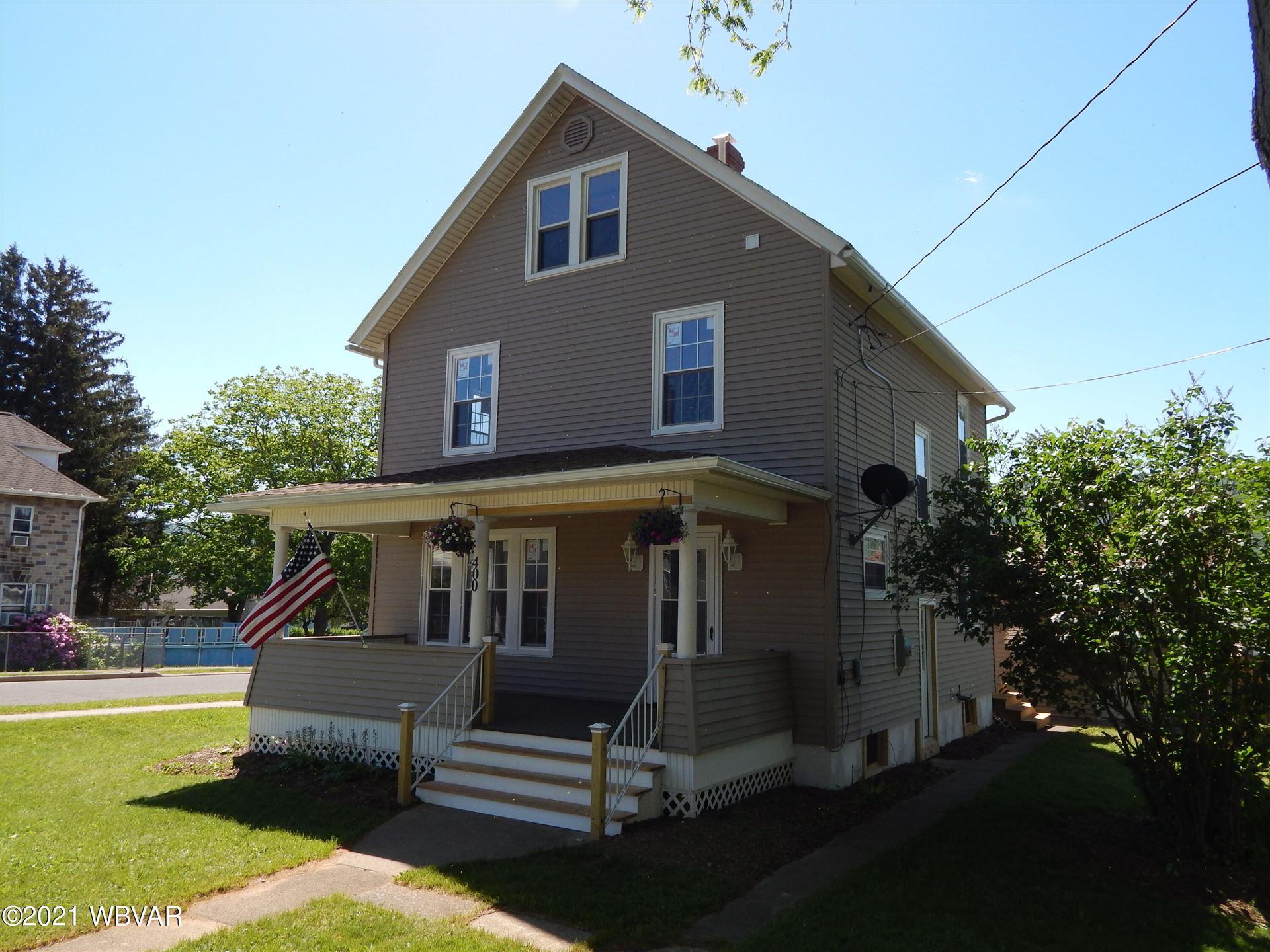 400 W WALNUT STREET, Lock Haven, PA 17745 - #: WB-92679