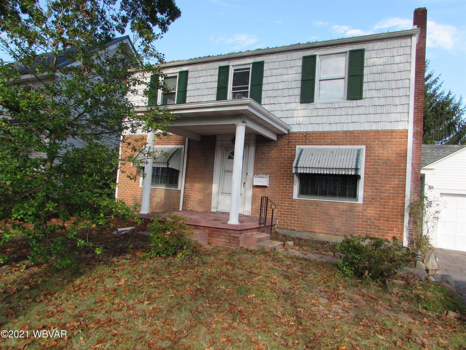 214 PEARL STREET, Lock Haven, PA 17745 - #: WB-93691