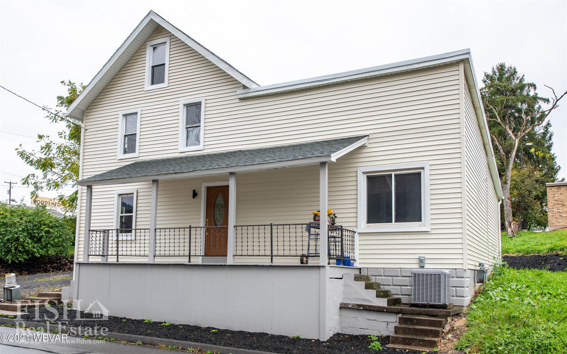 639 FREDRICK STREET, Lock Haven, PA 17745 - #: WB-93693