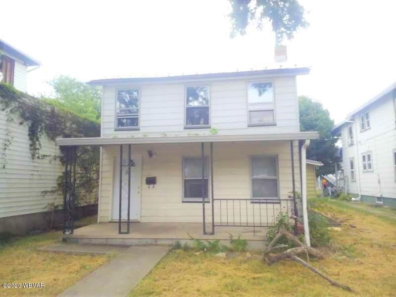 107 E BALD EAGLE STREET, Lock Haven, PA 17745 - #: WB-90695