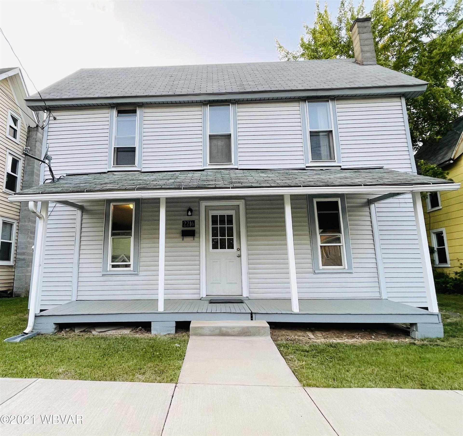 2216 WEBB STREET, Williamsport, PA 17701 - #: WB-92696