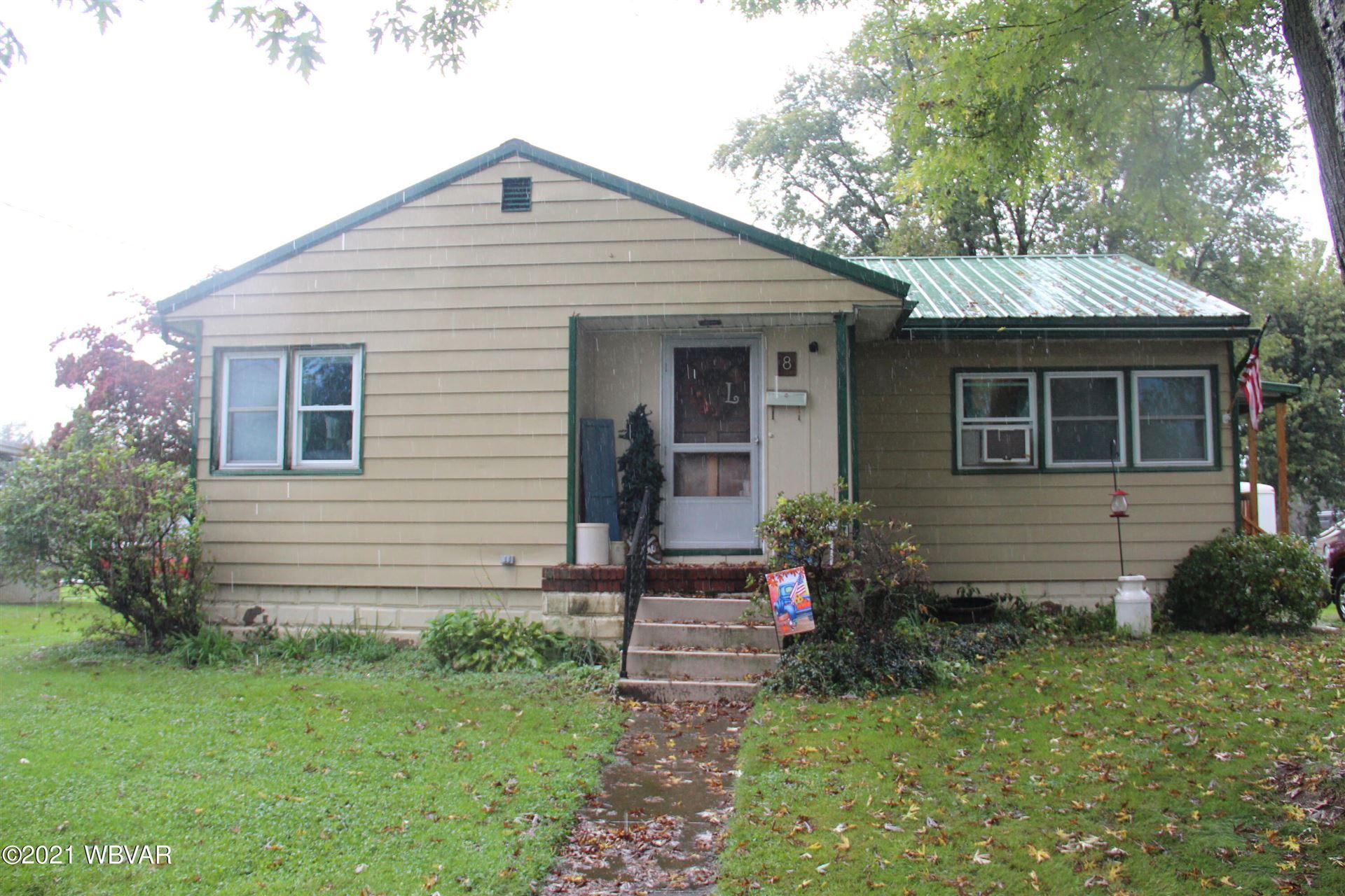 8 2ND STREET, Lock Haven, PA 17751 - #: WB-93698