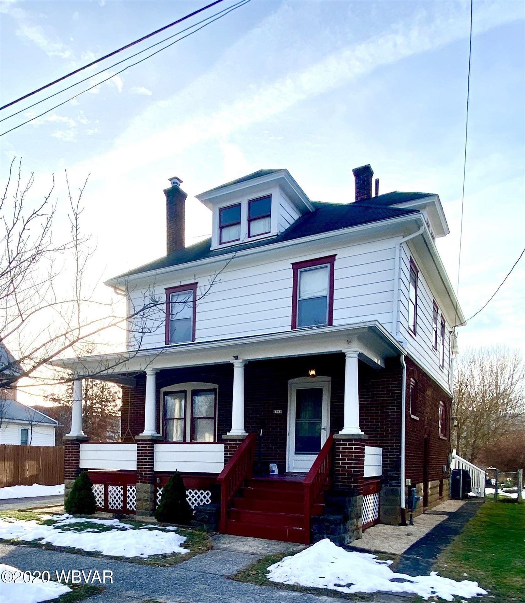 1043 PARK AVENUE, Williamsport, PA 17701 - #: WB-91701