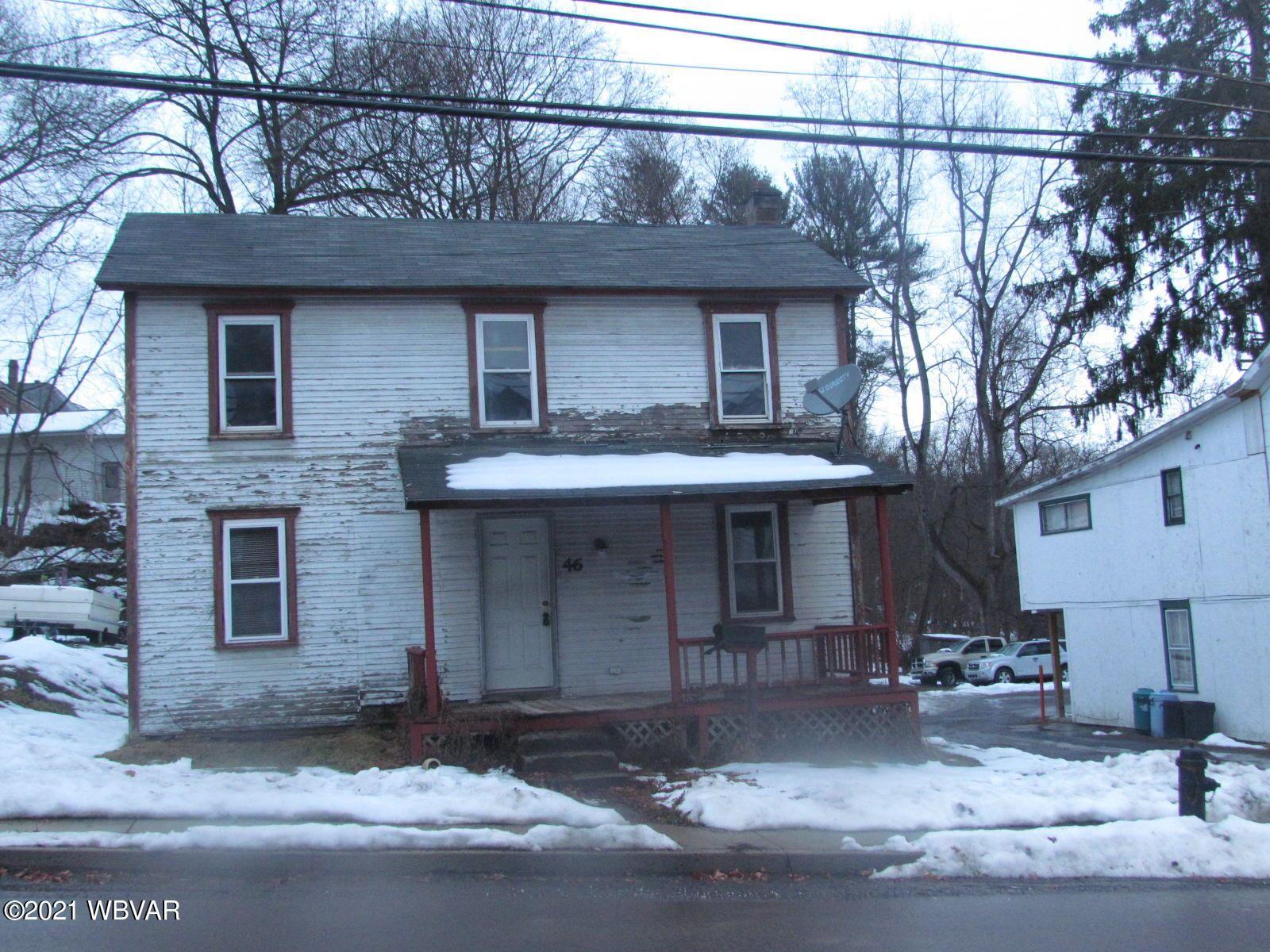 46 W HOUSTON AVENUE, Montgomery, PA 17752 - #: WB-91707