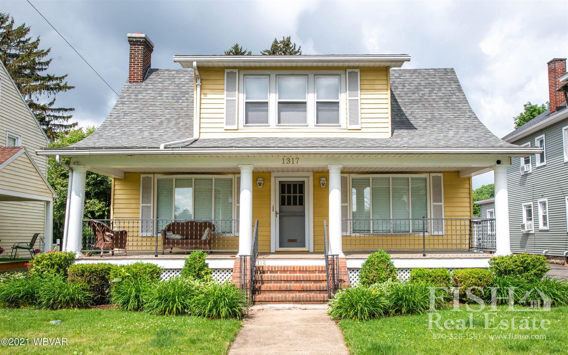 1317 LOSE AVENUE, Williamsport, PA 17701 - #: WB-92712