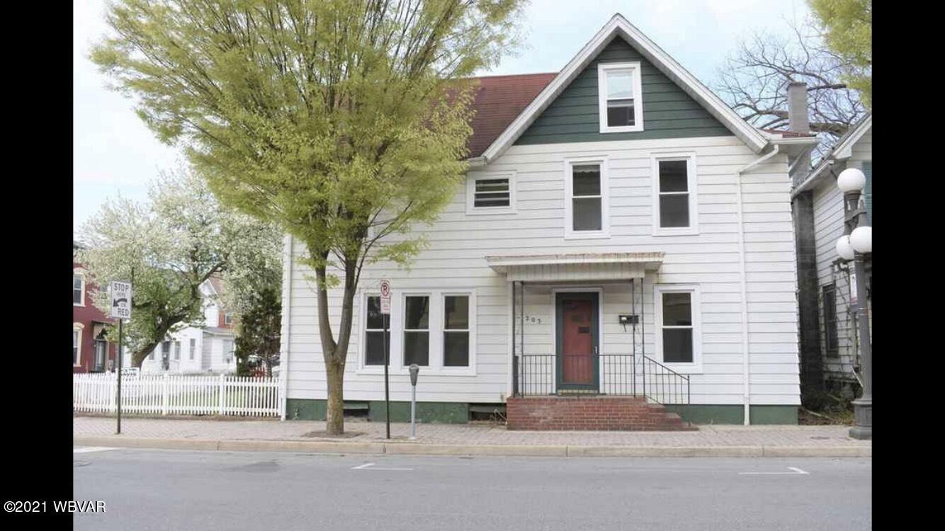203 N VESPER STREET, Lock Haven, PA 17745 - #: WB-93714