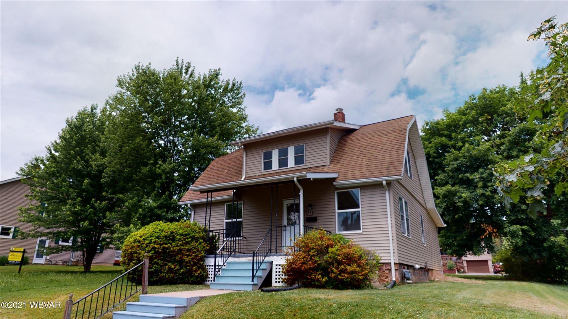 357 UNION AVENUE, Williamsport, PA 17701 - #: WB-92721