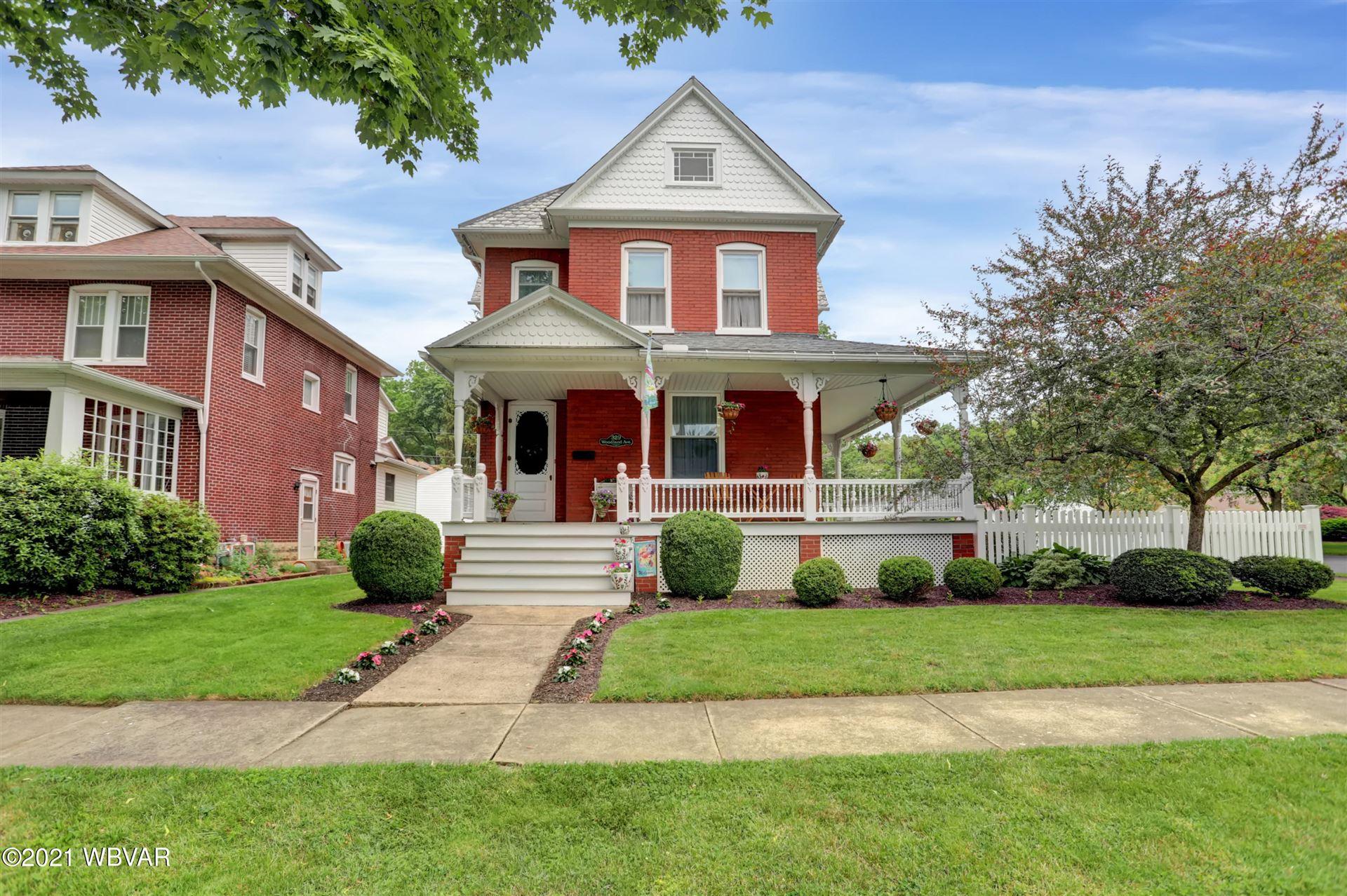 329 WOODLAND AVENUE, Williamsport, PA 17701 - #: WB-92724