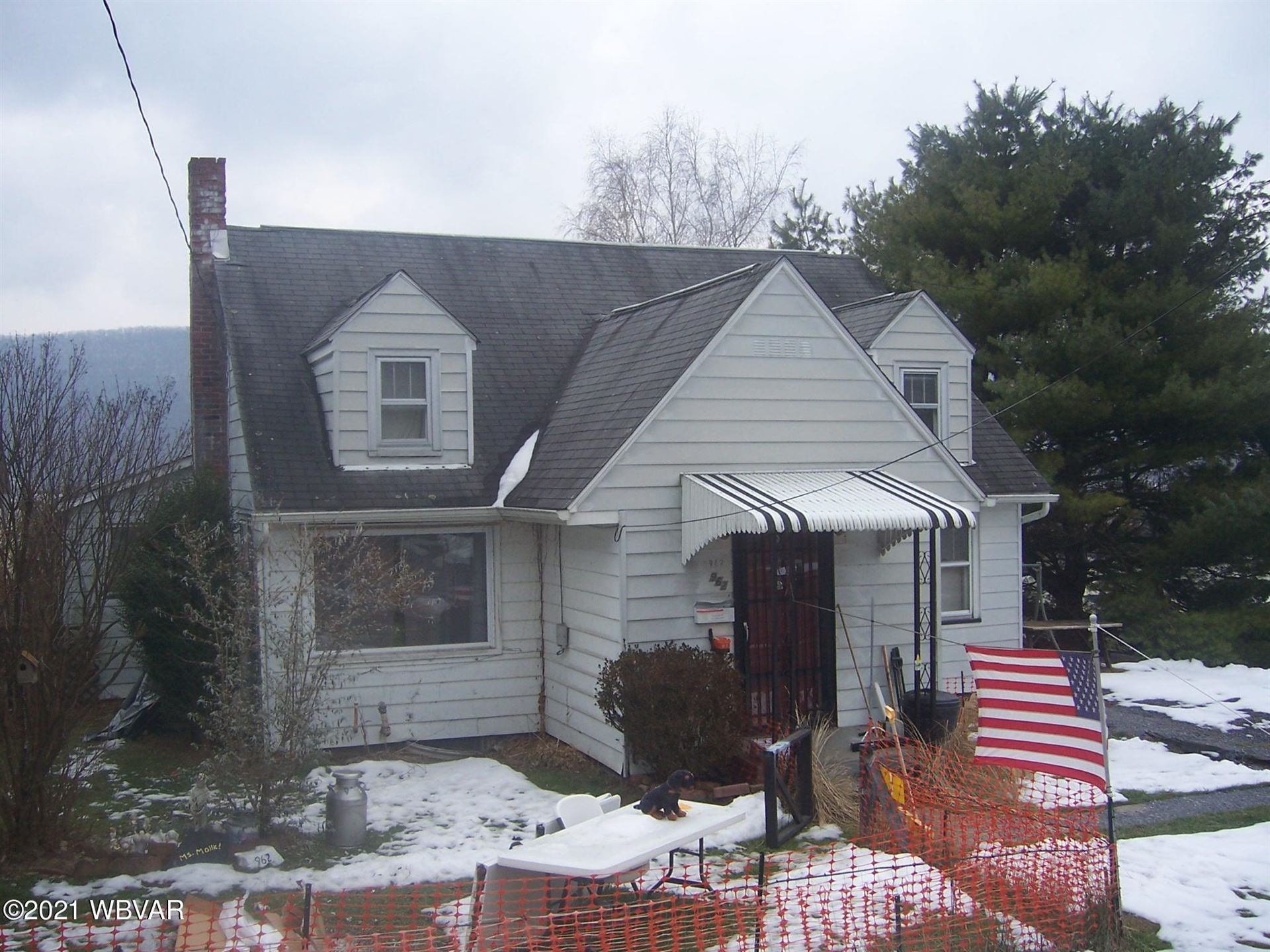962 W FOURTH STREET, Lock Haven, PA 17745 - #: WB-91747