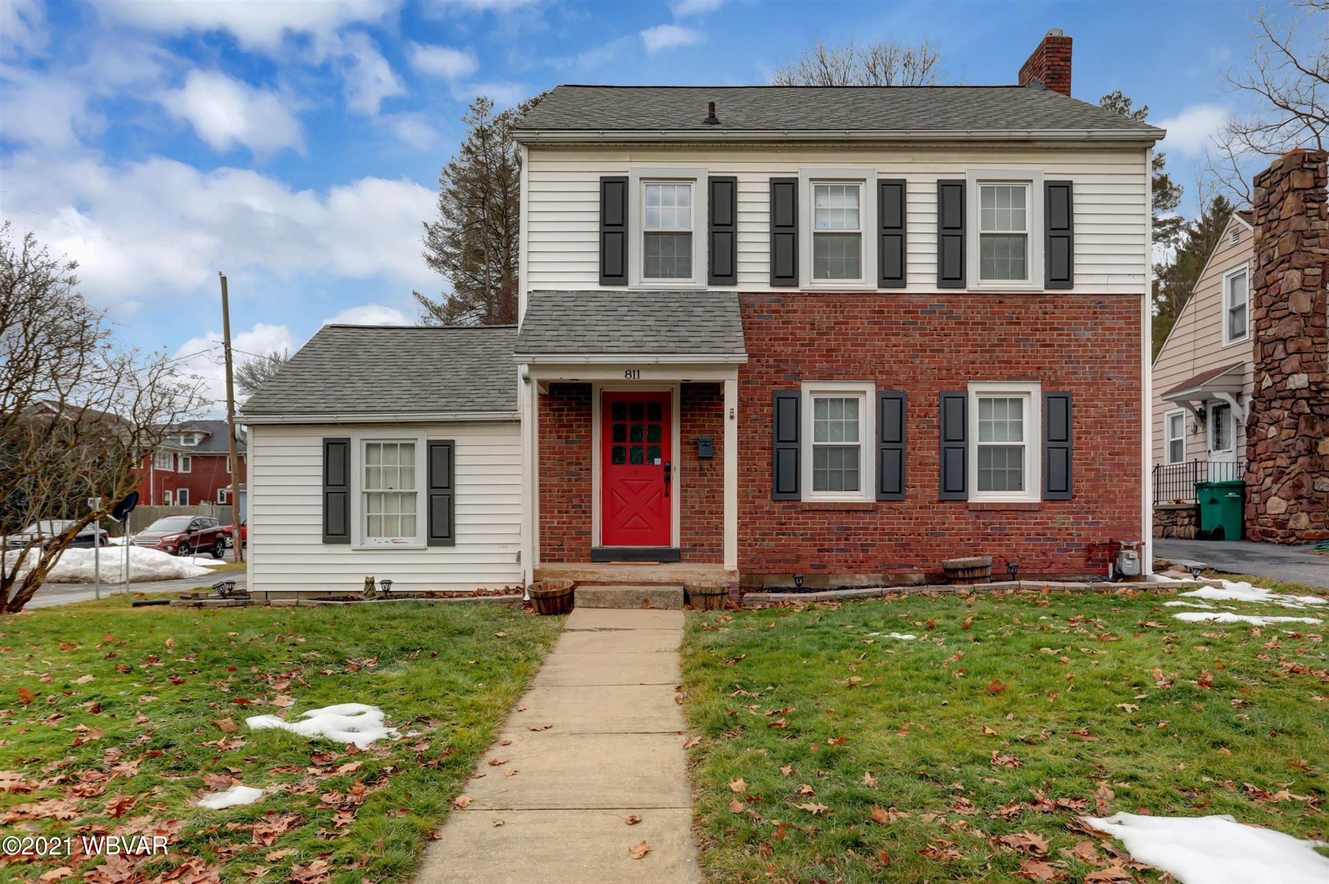 811 SHIFFLER AVENUE, Williamsport, PA 17701 - #: WB-91751
