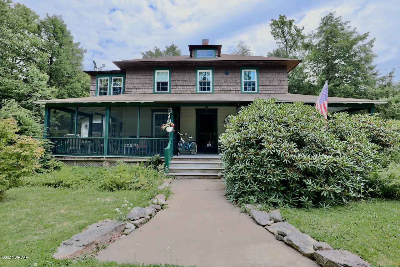 86 MINERAL SPRINGS AVENUE, Eagles Mere, PA 17731 - #: WB-90753