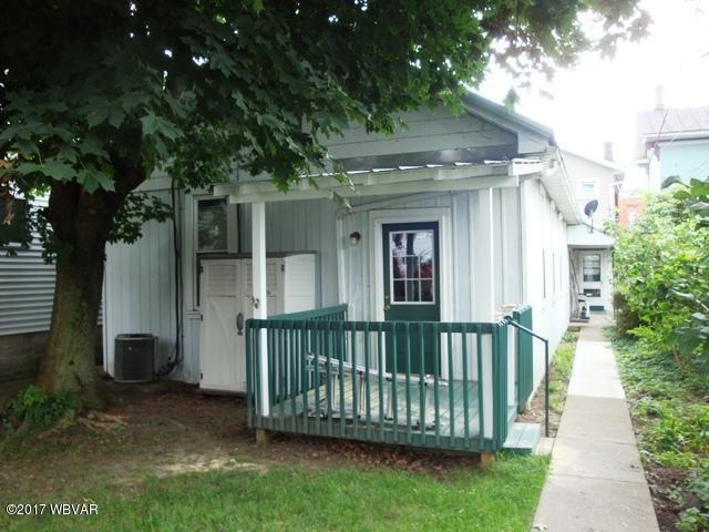 210 MAIN STREET #REAR, Watsontown, PA 17777 - #: WB-82767